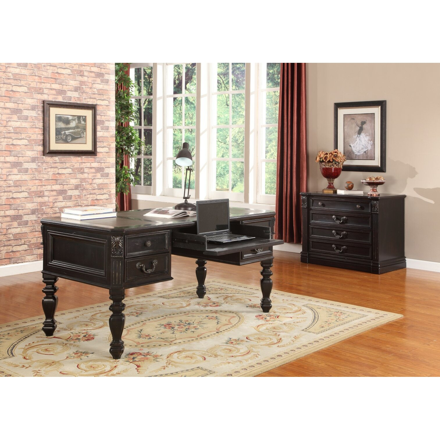 Parker House Grand Manor Palazzo 4 Drawer Chest Reviews Wayfair