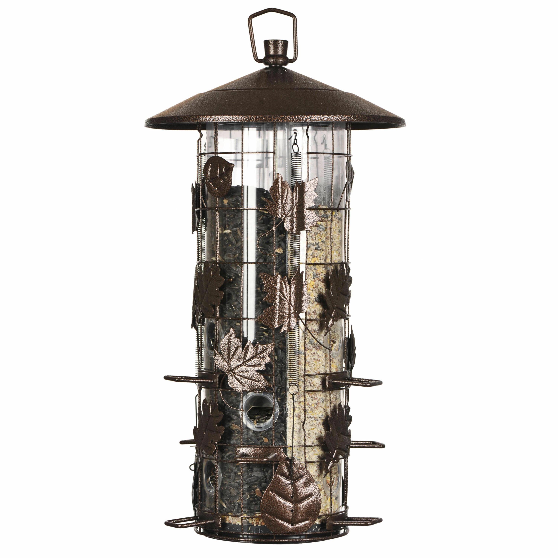 Outdoor seasons squirrel be gone iii bird feeder-6412