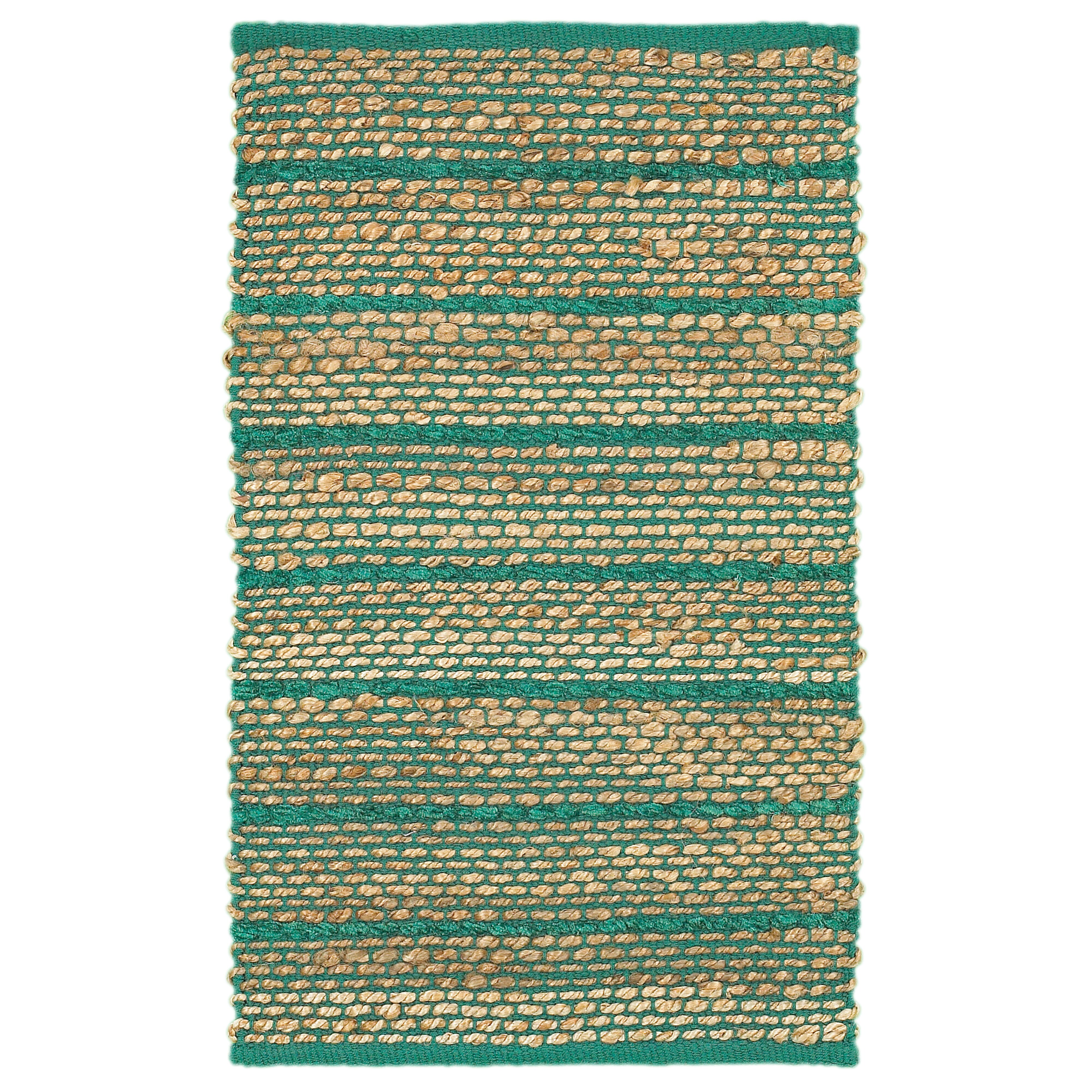 LR Resources Accent Green/Blue Area Rug & Reviews