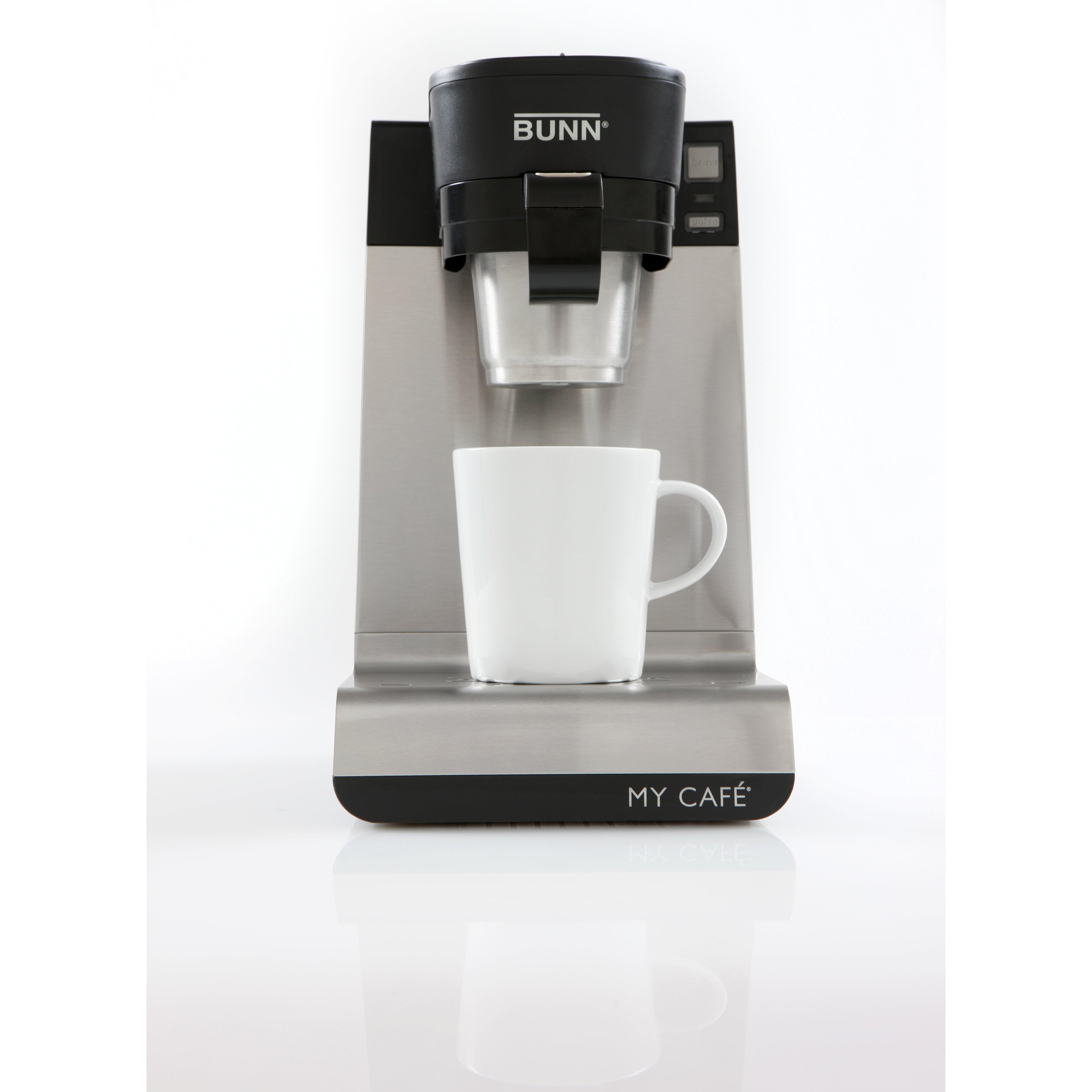 Bunn My Cafe Single Cup Multi-Use Home Coffee Maker & Reviews Wayfair