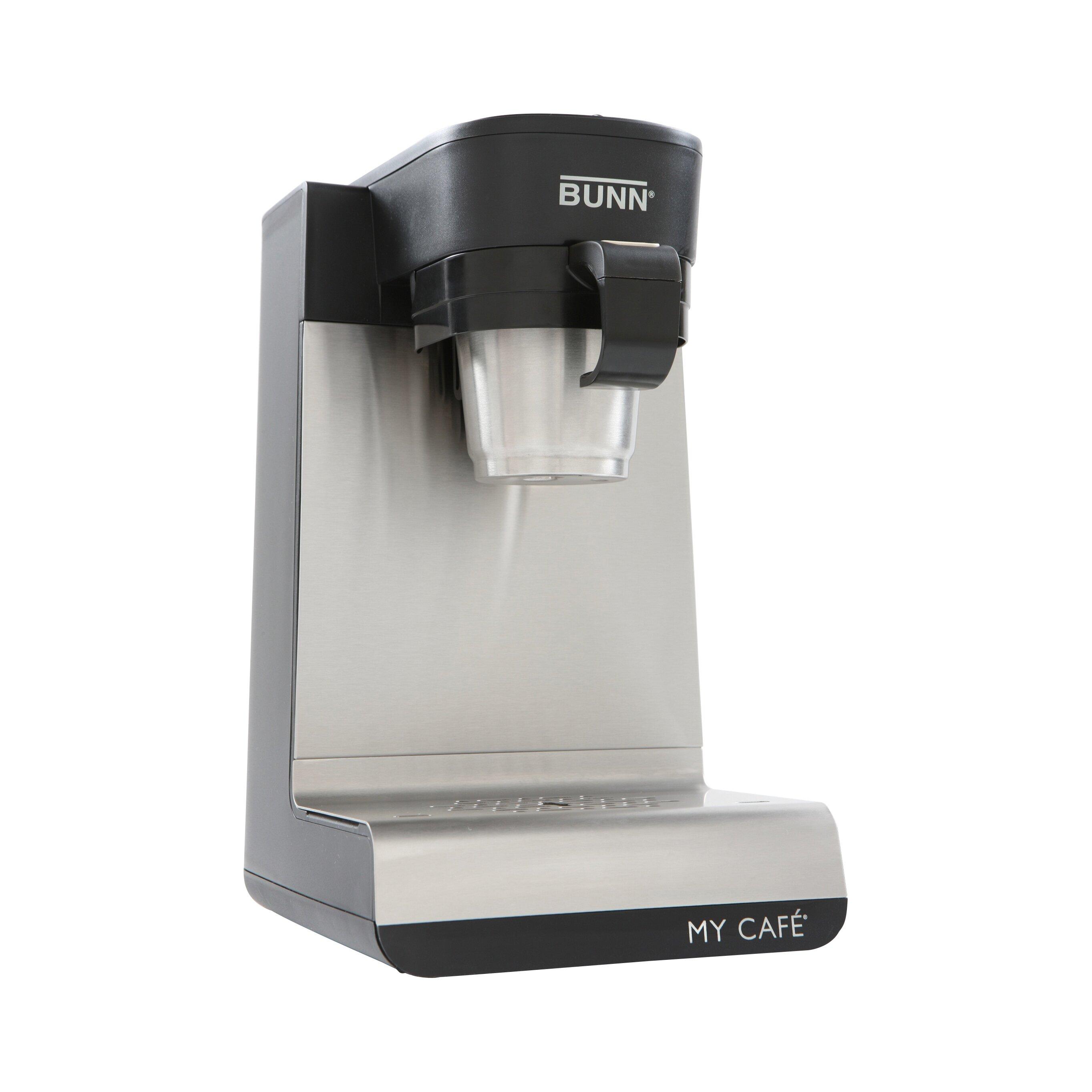 Bunn One Cup Coffee Maker Reviews : Bunn My Cafe Single Cup Multi-Use Home Coffee Maker & Reviews Wayfair