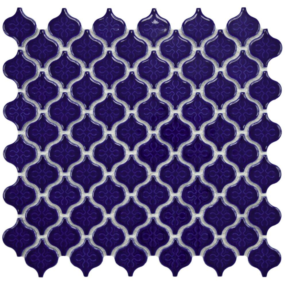 Elitetile Beacon 1 375 Quot X 1 5 Quot Porcelain Mosaic Tile In