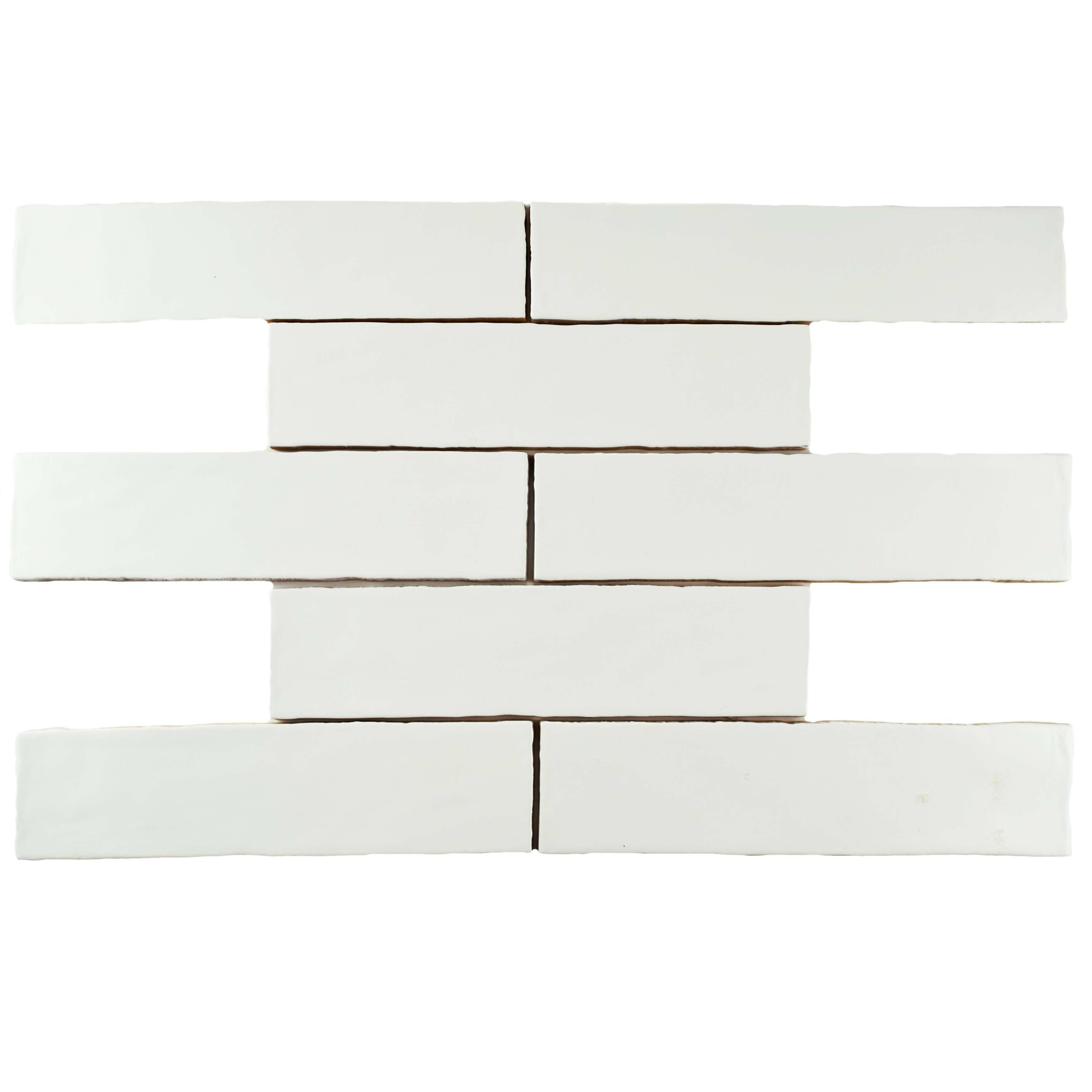 Elitetile Tivoli 3 Quot X 12 Quot Ceramic Subway Tile In Matte