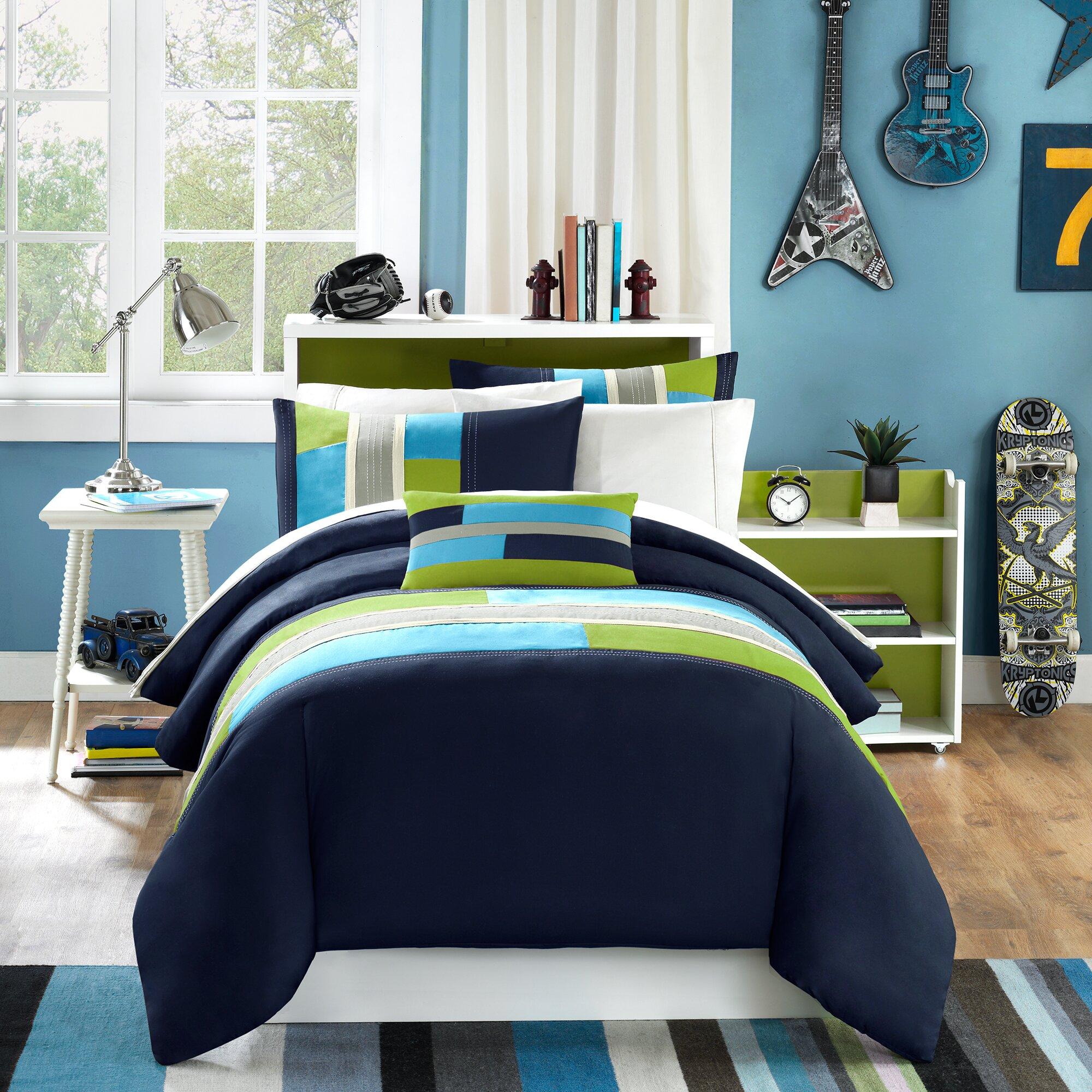 Mi Zone Pipeline Comforter Set Amp Reviews Wayfair