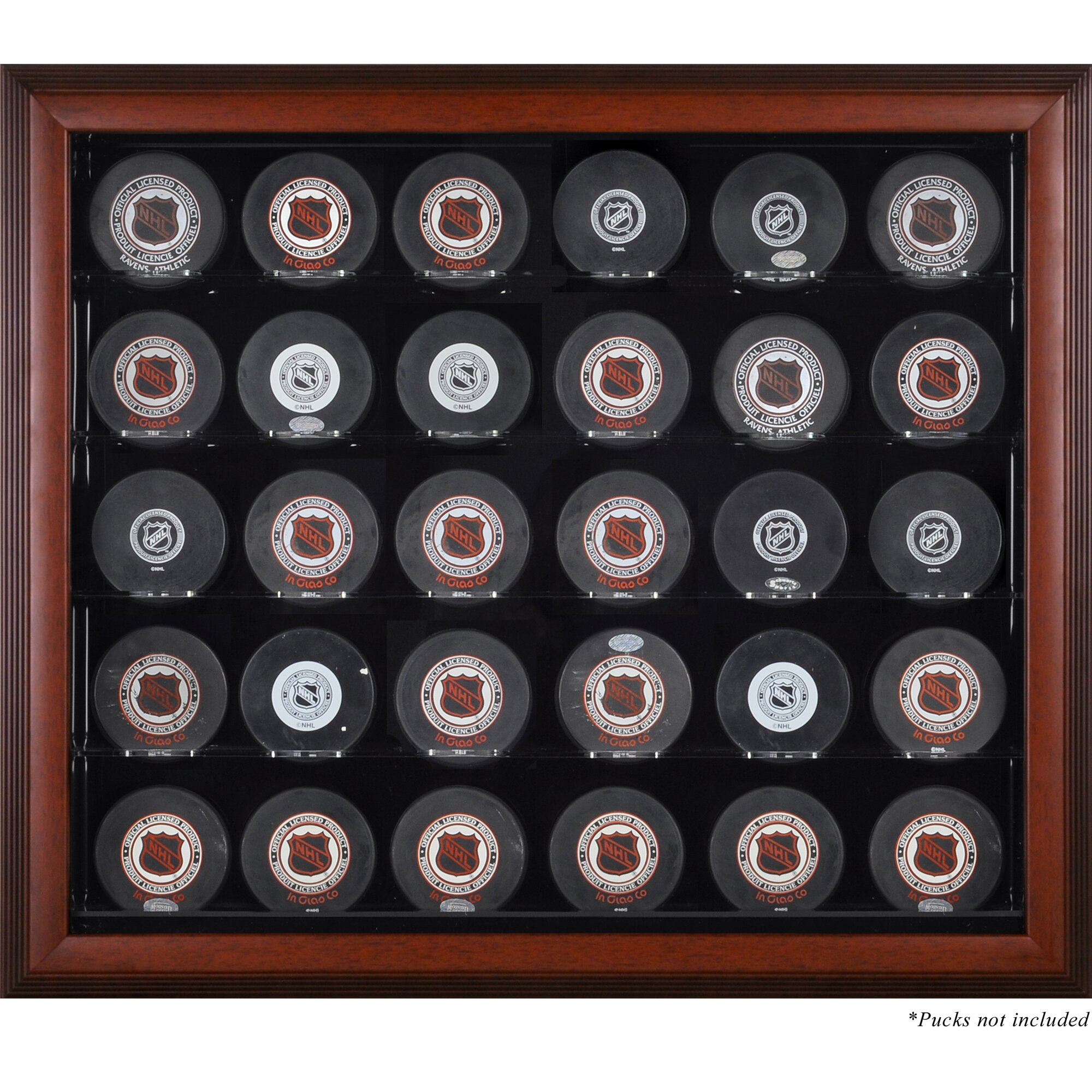 Mounted Memories 30 Hockey Puck Display Case Amp Reviews