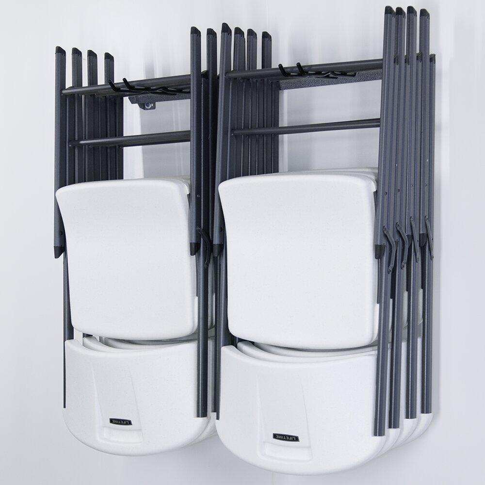 Monkey Bar Small Folding Chair Rack & Reviews