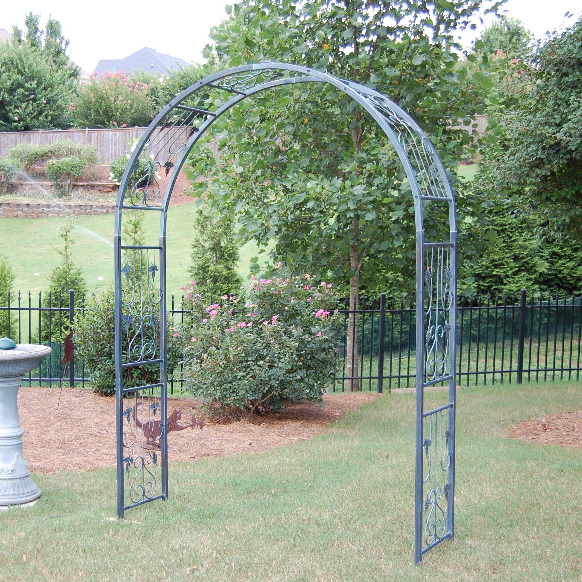 Griffith Creek Designs Vineyard Classic Arbor Amp Reviews