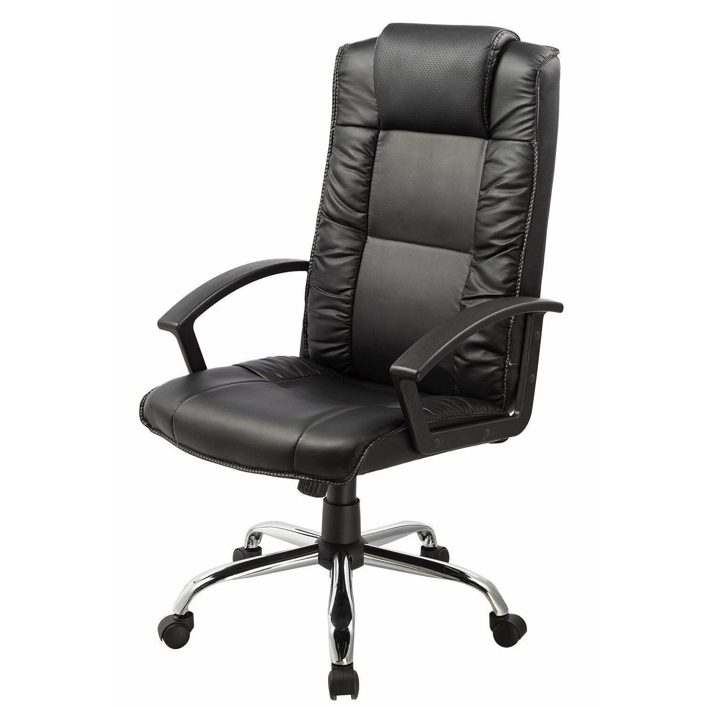 Merax Mid Back Desk Chair Wayfair