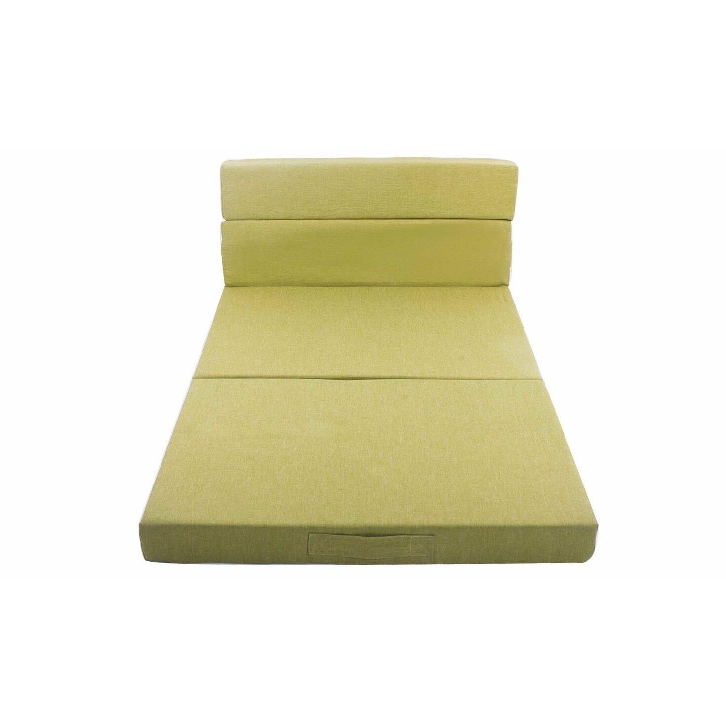 Merax 4 Gel Memory Foam Mattress Wayfair