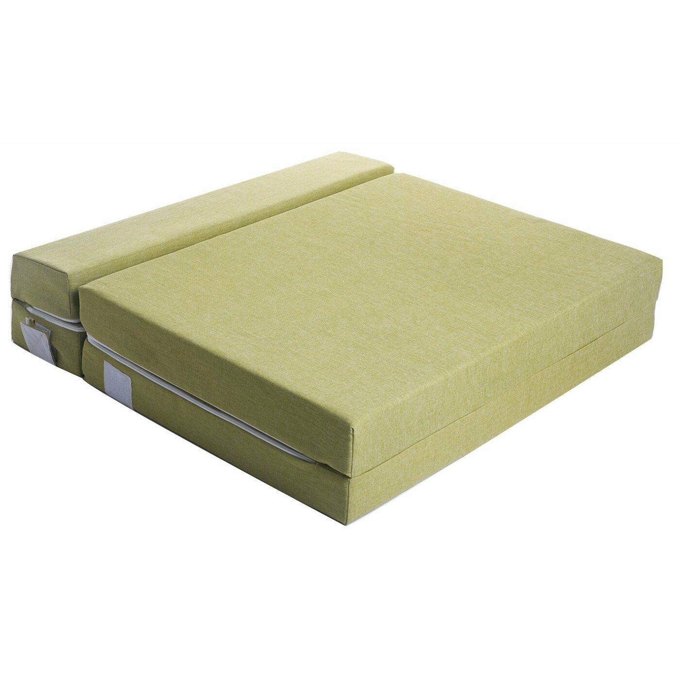 Merax 4 Gel Memory Foam Mattress