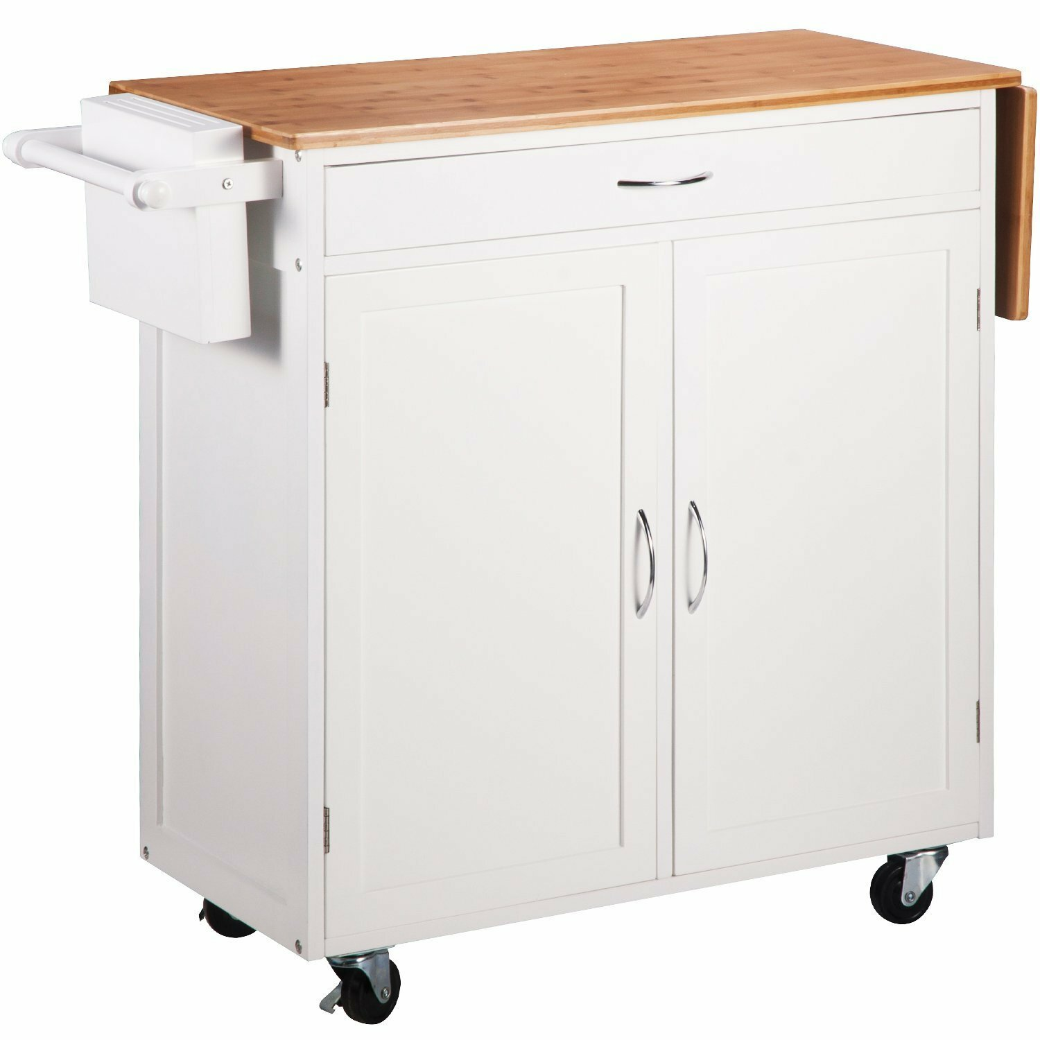Merax Kitchen Cart Wayfair Ca