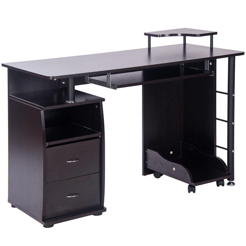 Merax Computer Desk Wayfair