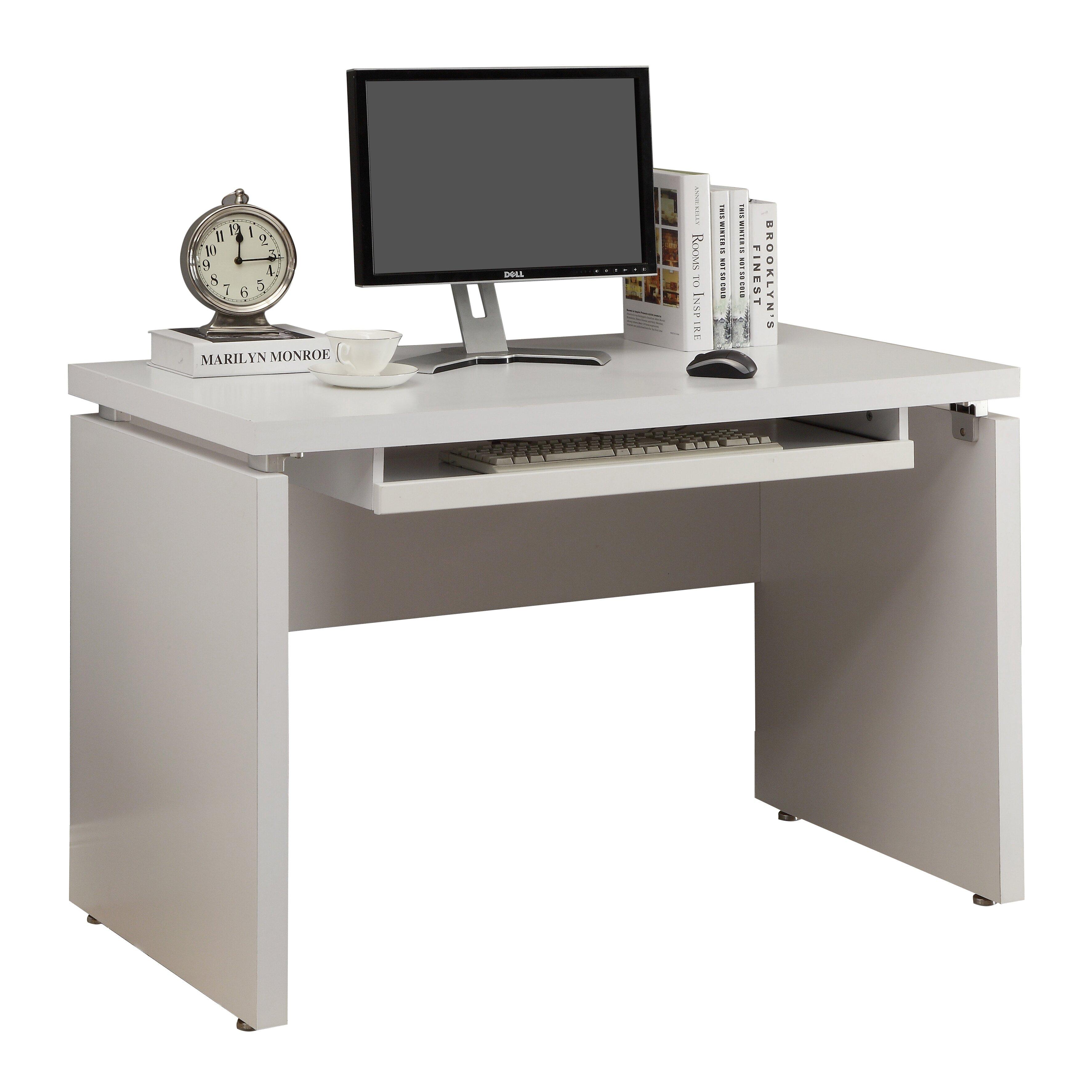 Monarch Specialties Inc Writing Desk Amp Reviews Wayfair