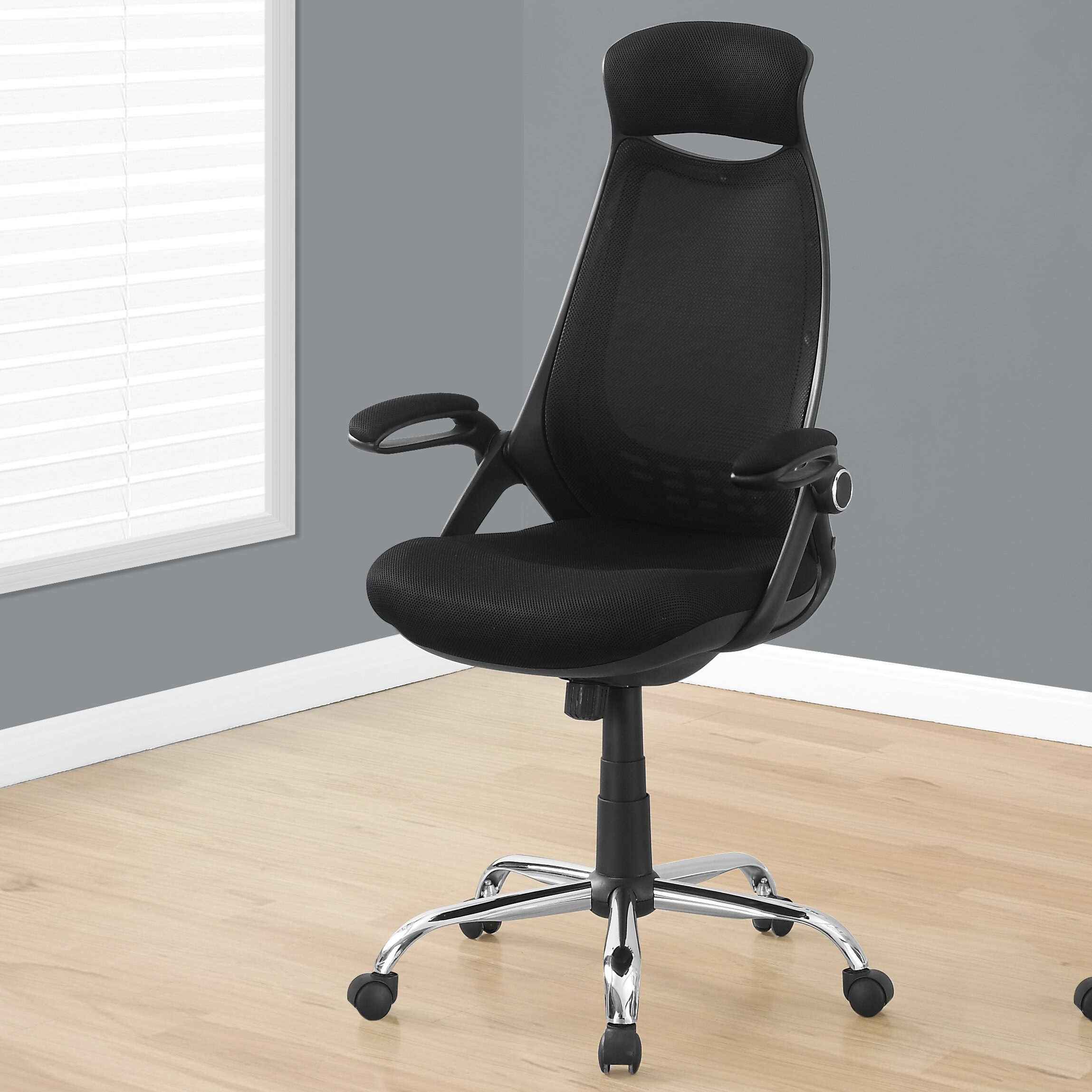Monarch Specialties Inc High Back Mesh Executive Chair