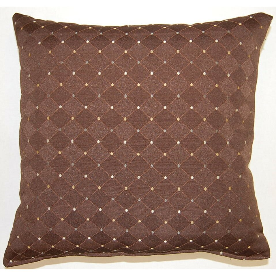 Decorative Pillow Wayfair : Creative Home Livingston Throw Pillow & Reviews Wayfair