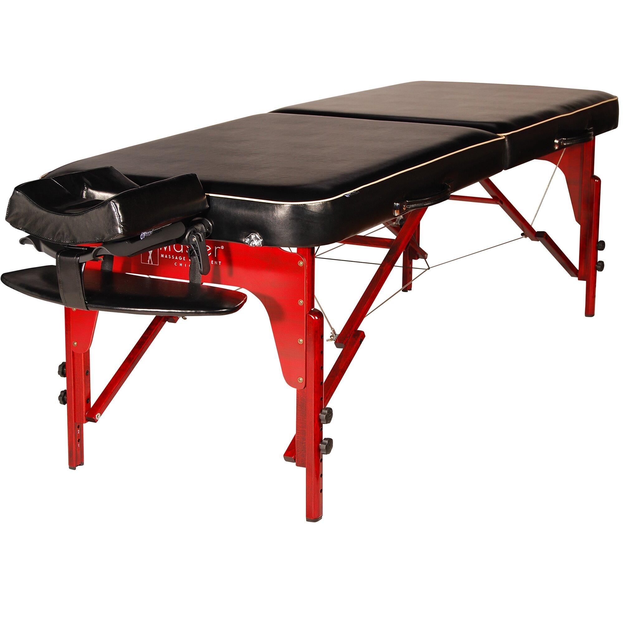 Master Massage Monroe Portable Massage Table