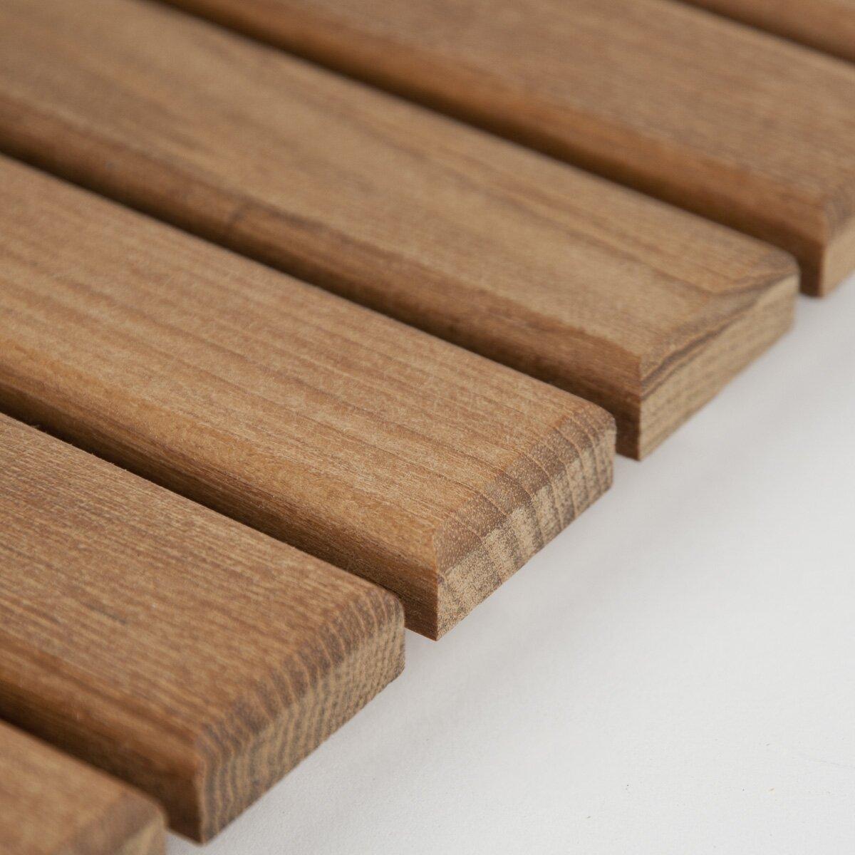 teakworks4u teak shower mat reviews wayfair. Black Bedroom Furniture Sets. Home Design Ideas