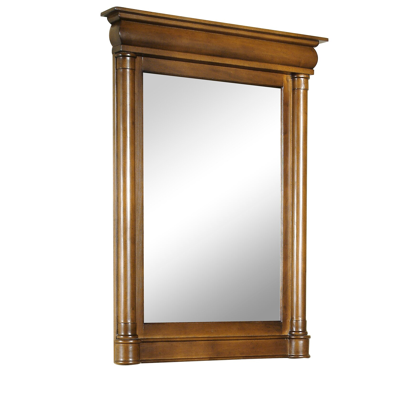 Kaco John Adams Large Vanity Mirror Amp Reviews Wayfair