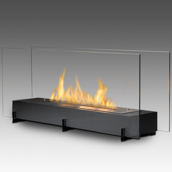 Eco Feu Vision 2 Bio Ethanol Tabletop Fireplace Wayfair