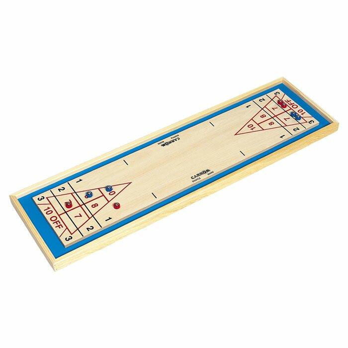 Carrom Tabletop Shuffleboard Amp Reviews Wayfair