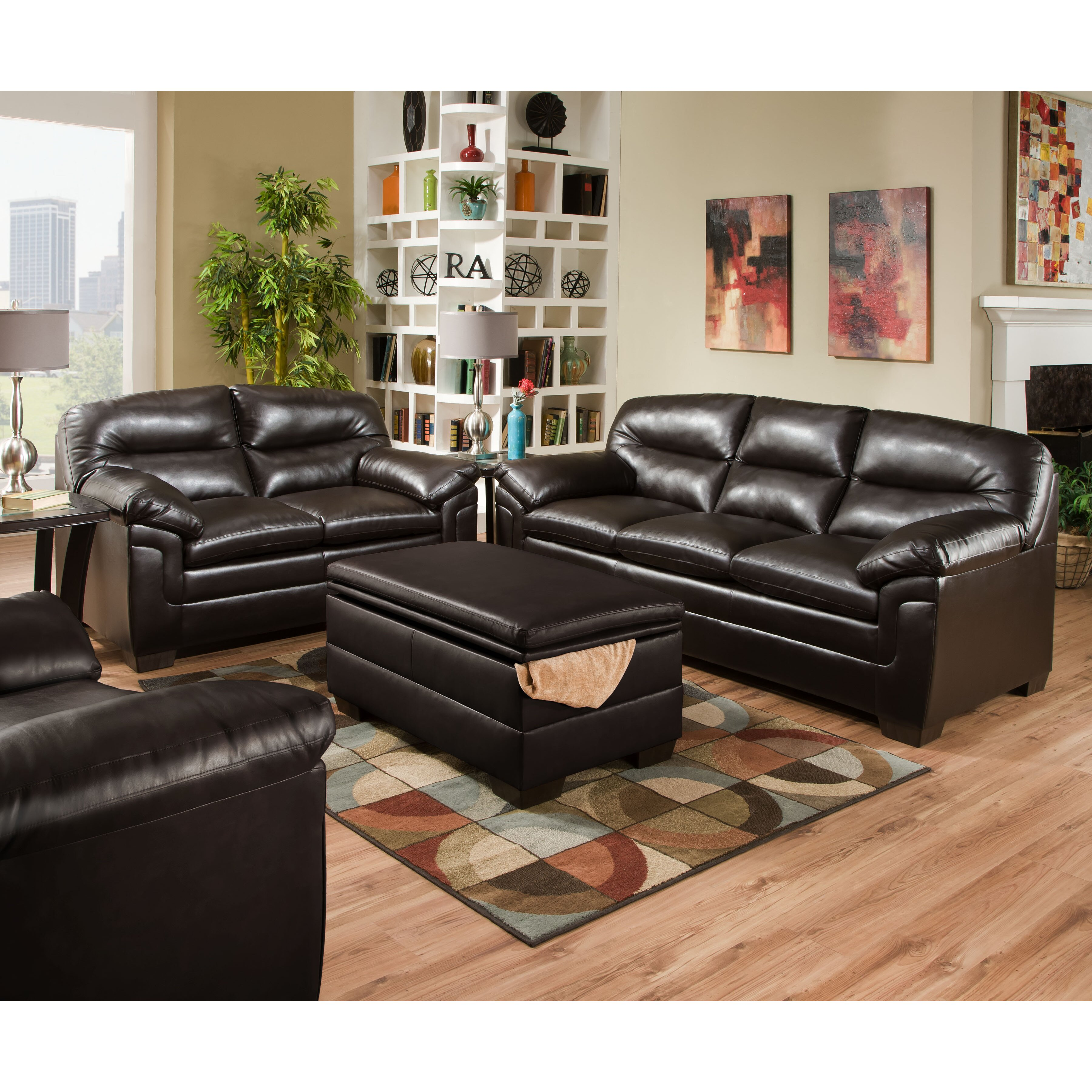 Simmons Manhattan Living Room Price