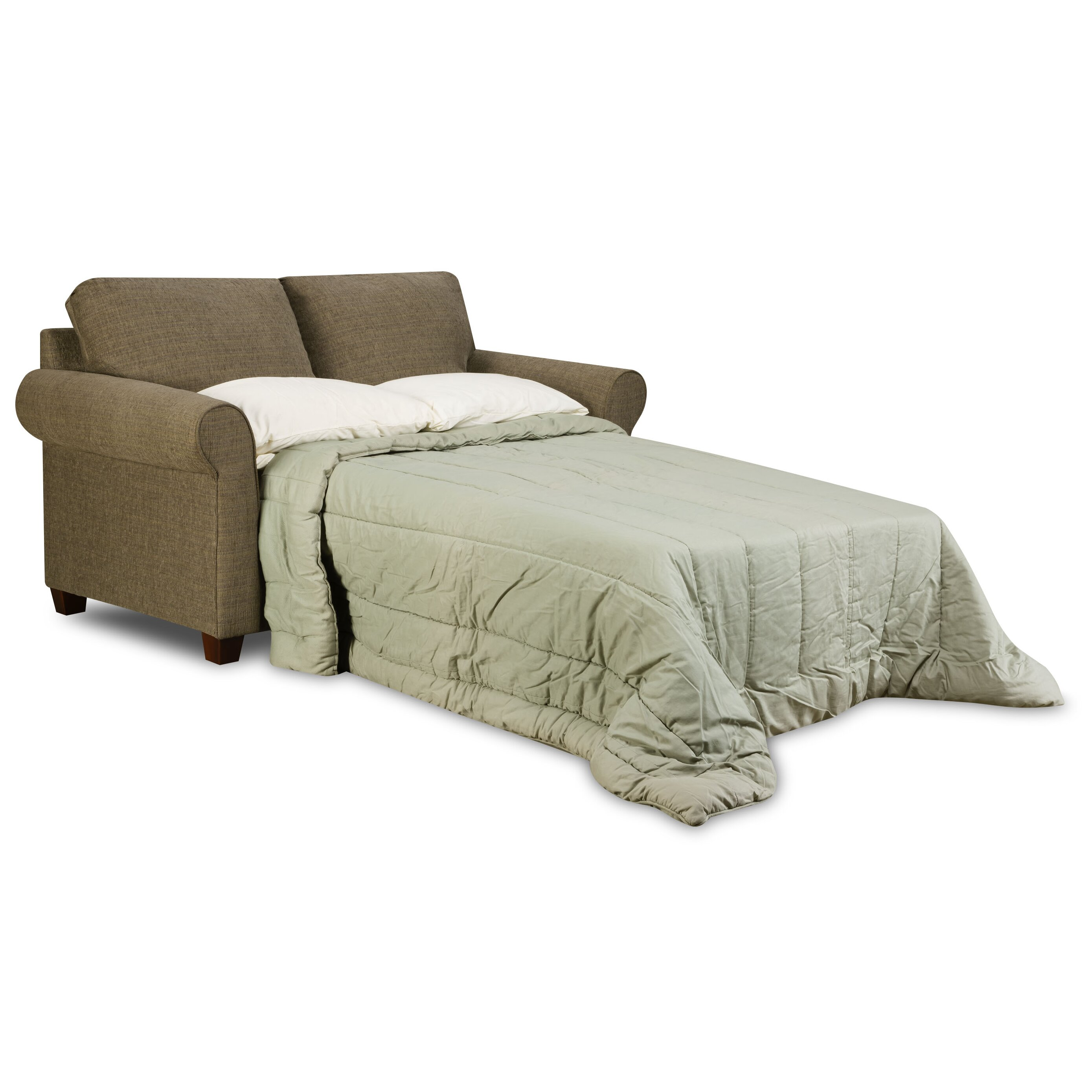 Simmons Upholstery Cullen Twin Sleeper Sofa Reviews