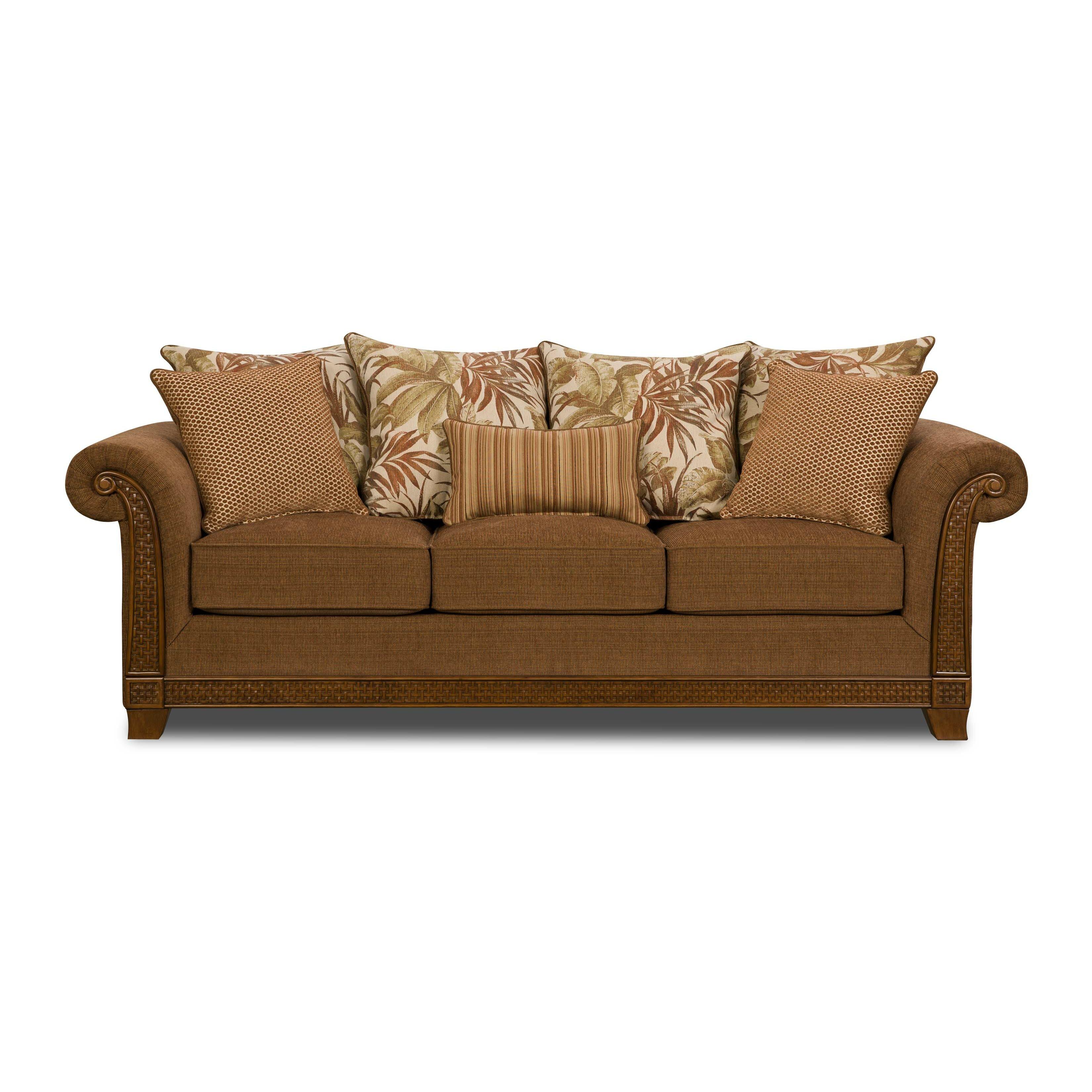 Simmons Upholstery Sydney Sofa Wayfair