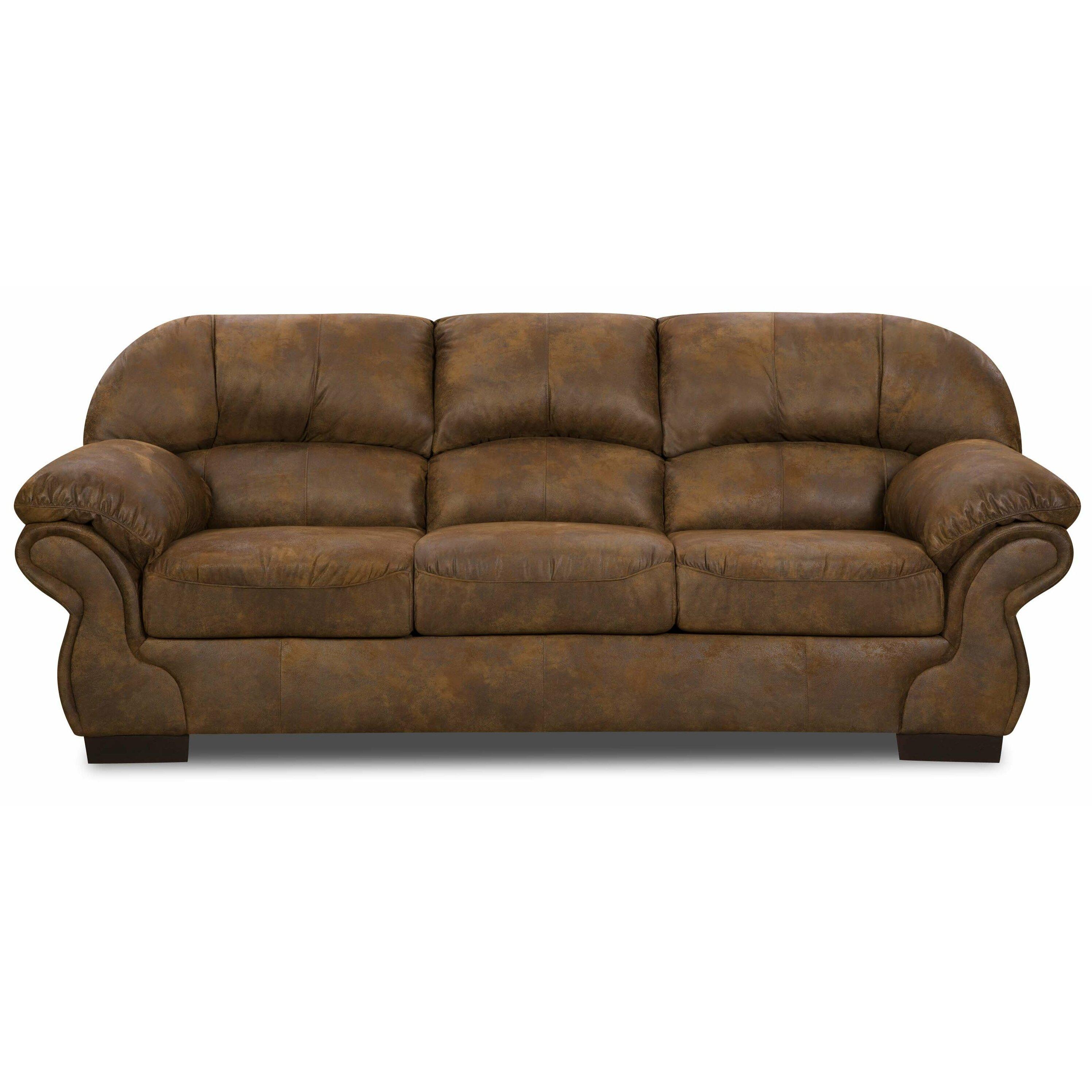 Simmons upholstery pinto sofa reviews wayfair for Simmons upholstery sectional sofa