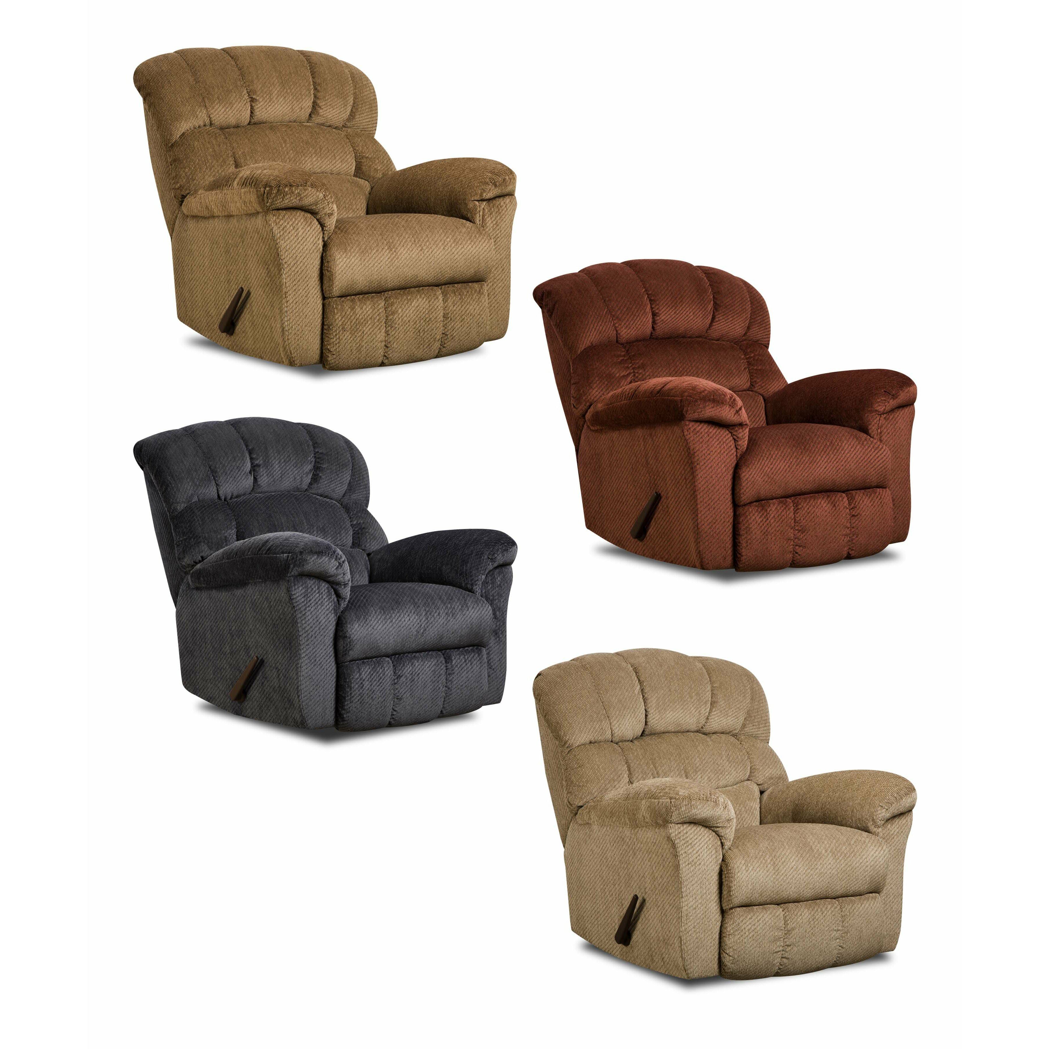 Simmons Upholstery Victor Rocker Recliner Amp Reviews Wayfair