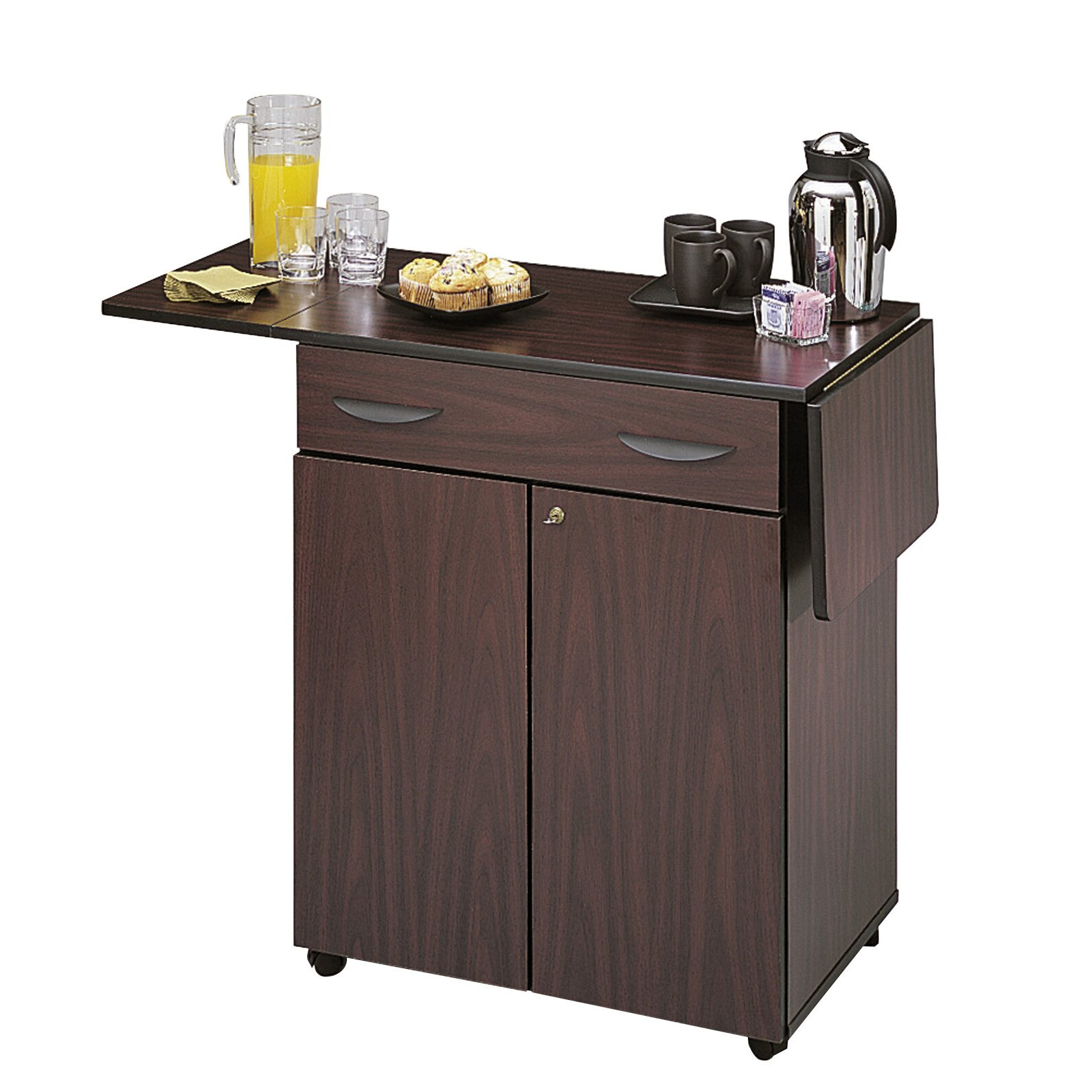 Safco Products Kitchen Island & Reviews