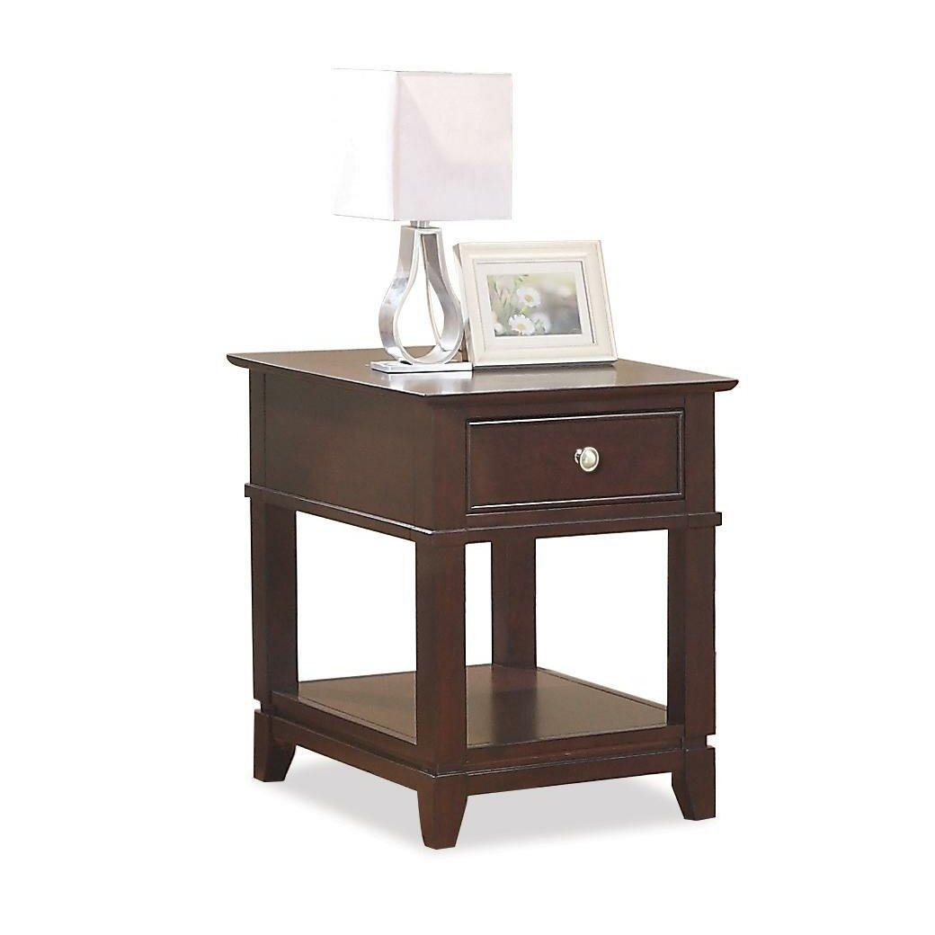 Riverside furniture marlowe end table reviews for Wayfair shop furniture