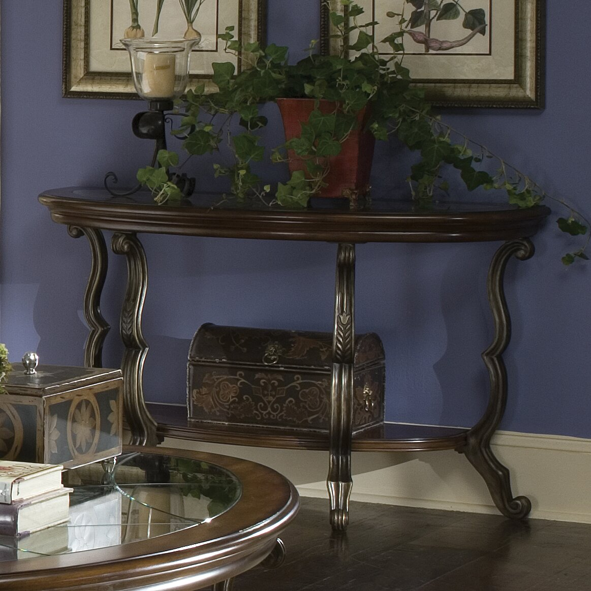 Coffee Table Sets At Wayfair: Riverside Furniture Ambrosia Coffee Table Set & Reviews