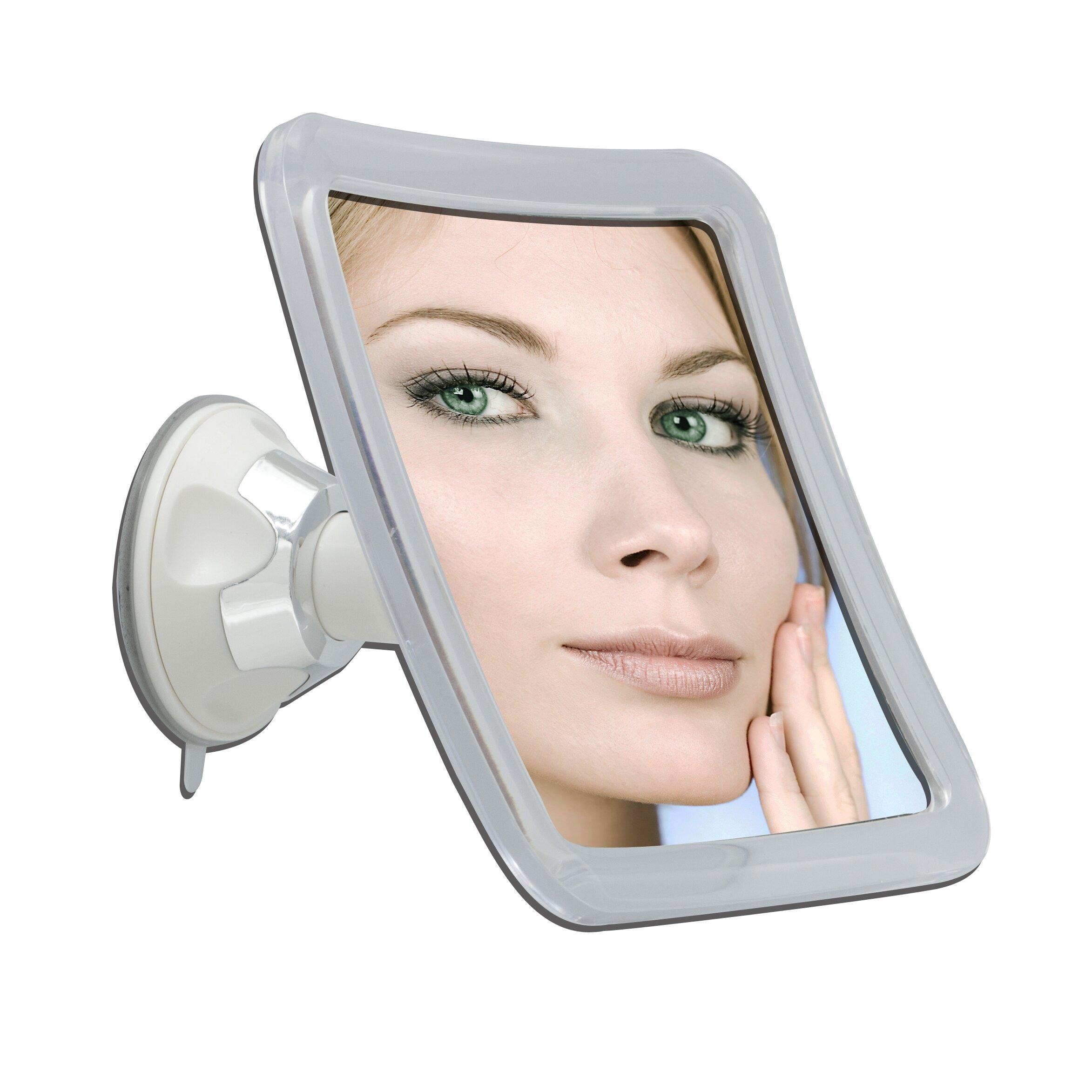 swivel wall mount mirror