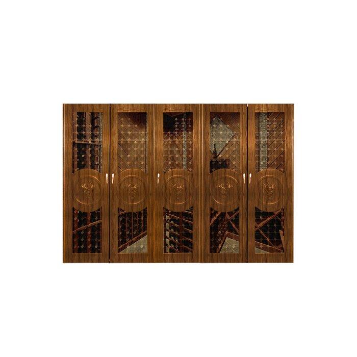 Vinotemp 960 Bottle Dual Zone Freestanding Wine