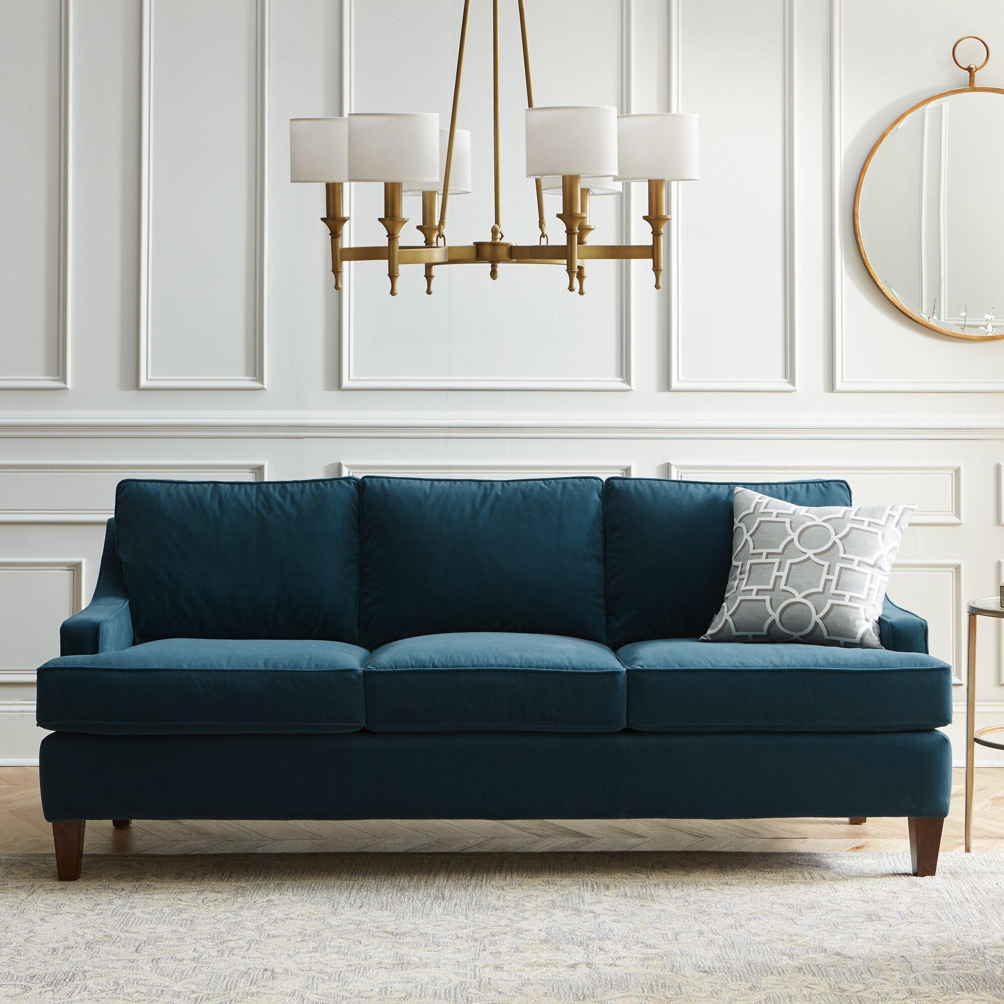 dwellstudio george sofa reviews wayfair