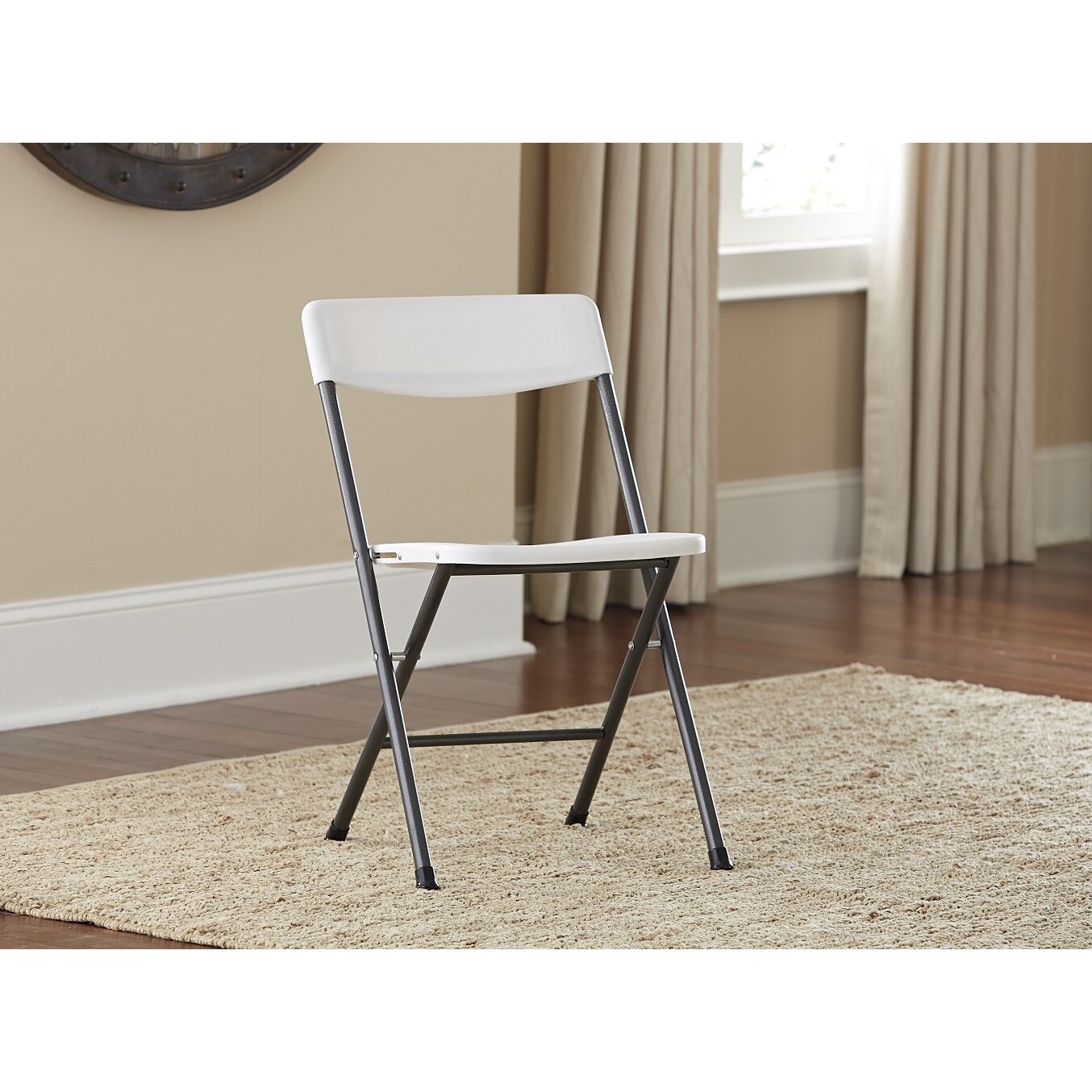 Cosco Home And Office Resin Folding Chair Amp Reviews Wayfair