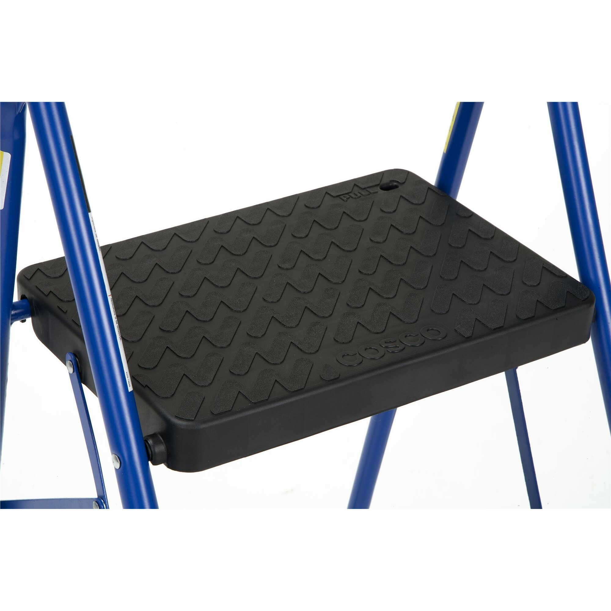 Cosco Home And Office 2 Step Steel Big Folding Step Stool