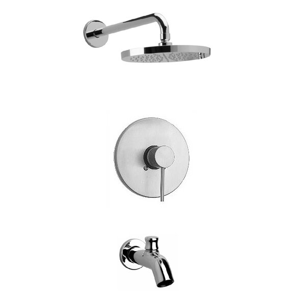 Latoscana Elba Thermostatic Tub And Shower Faucet Set