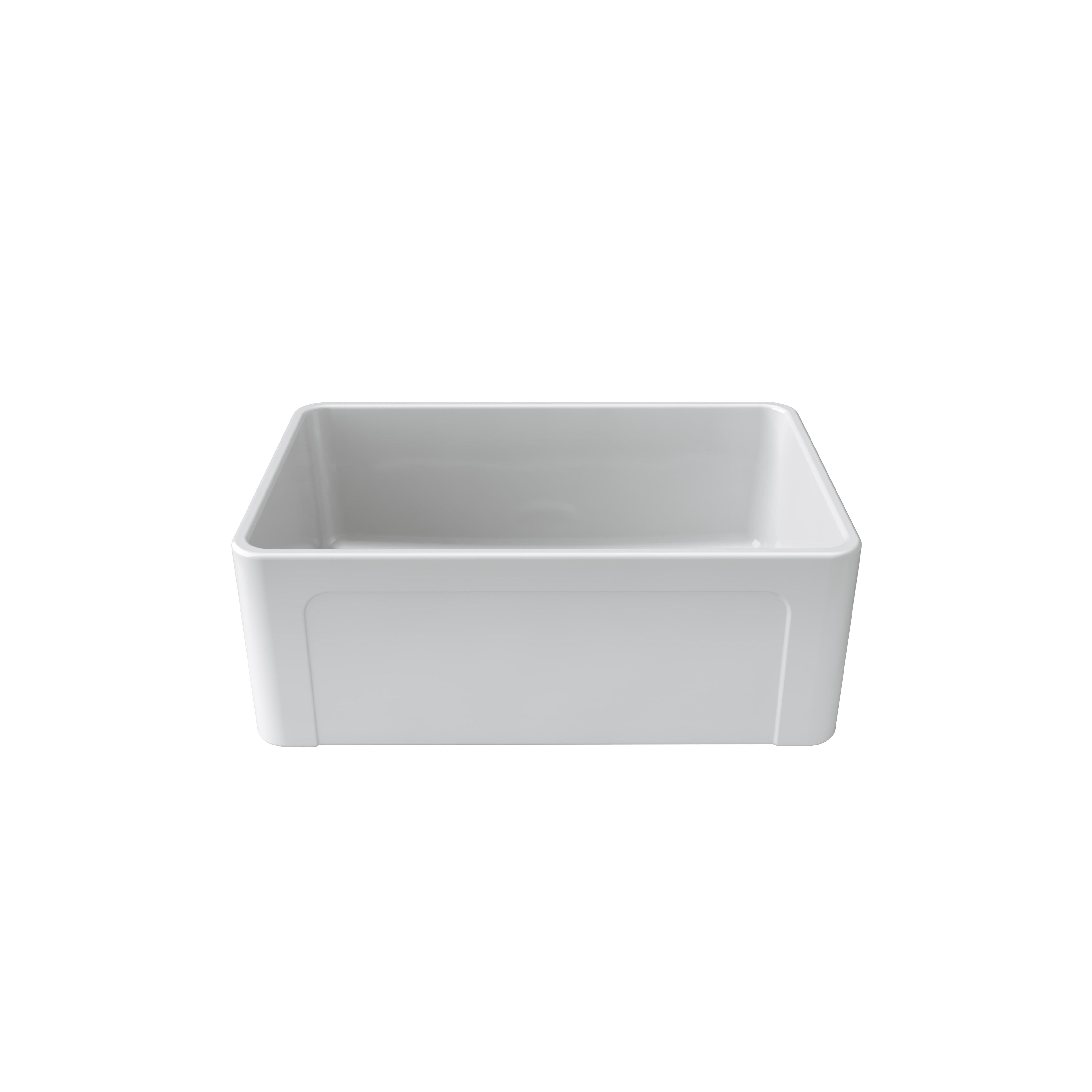 "LaToscana 27"" x 18"" Fireclay Kitchen Sink"