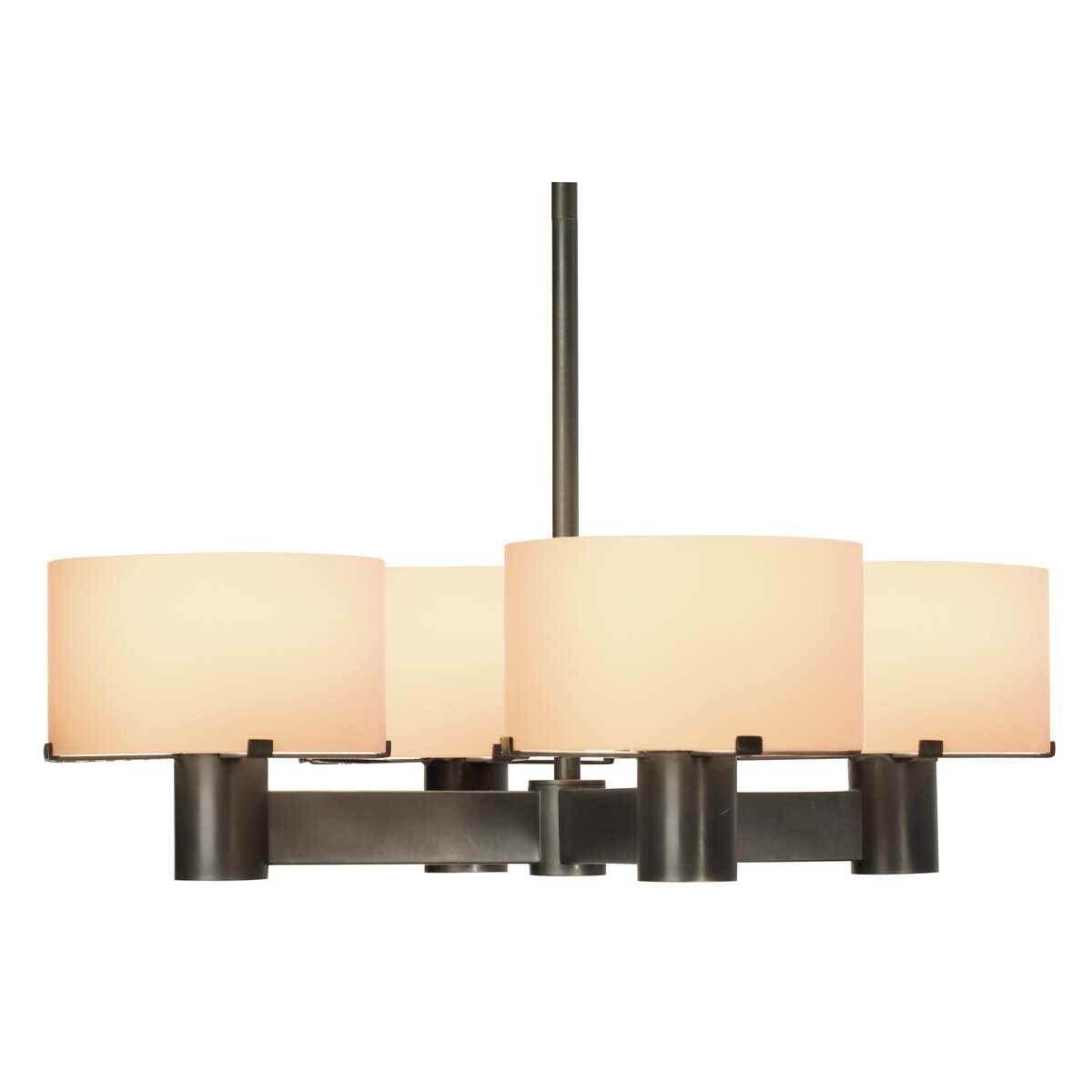 sonneman lillet 4 light chandelier reviews wayfair