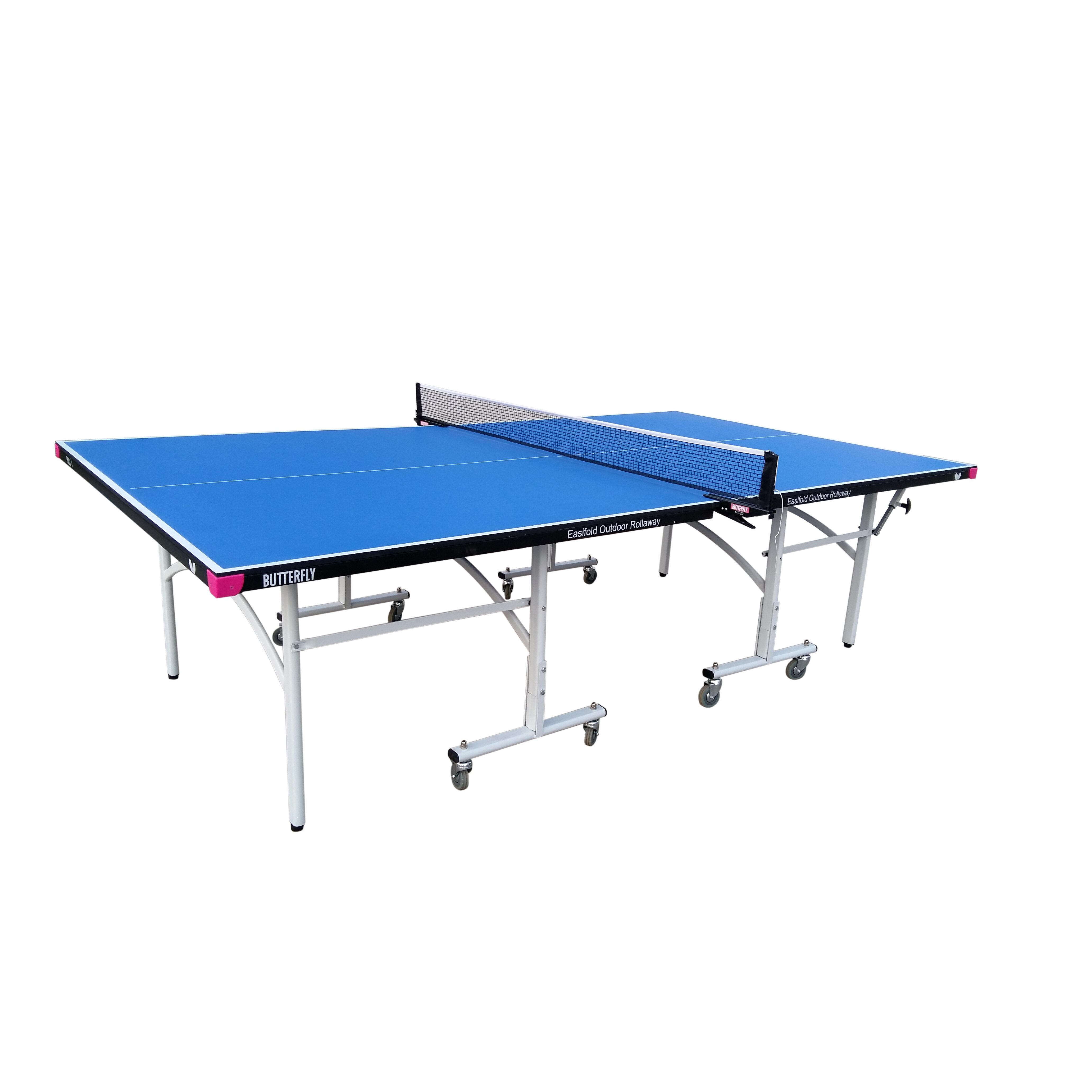 Butterfly easifold outdoor table tennis table wayfair - Weatherproof table tennis table ...