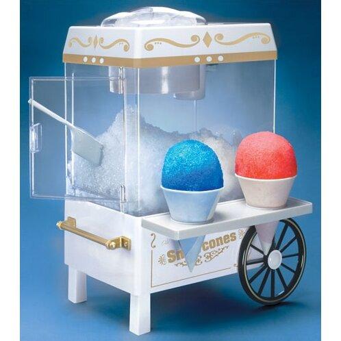fashioned carnival snow cone machine