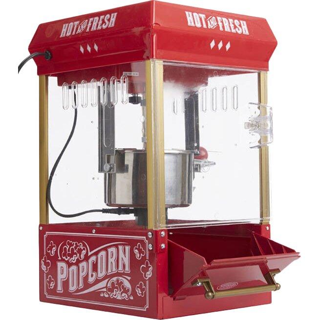 vintage appliance popcorn machine