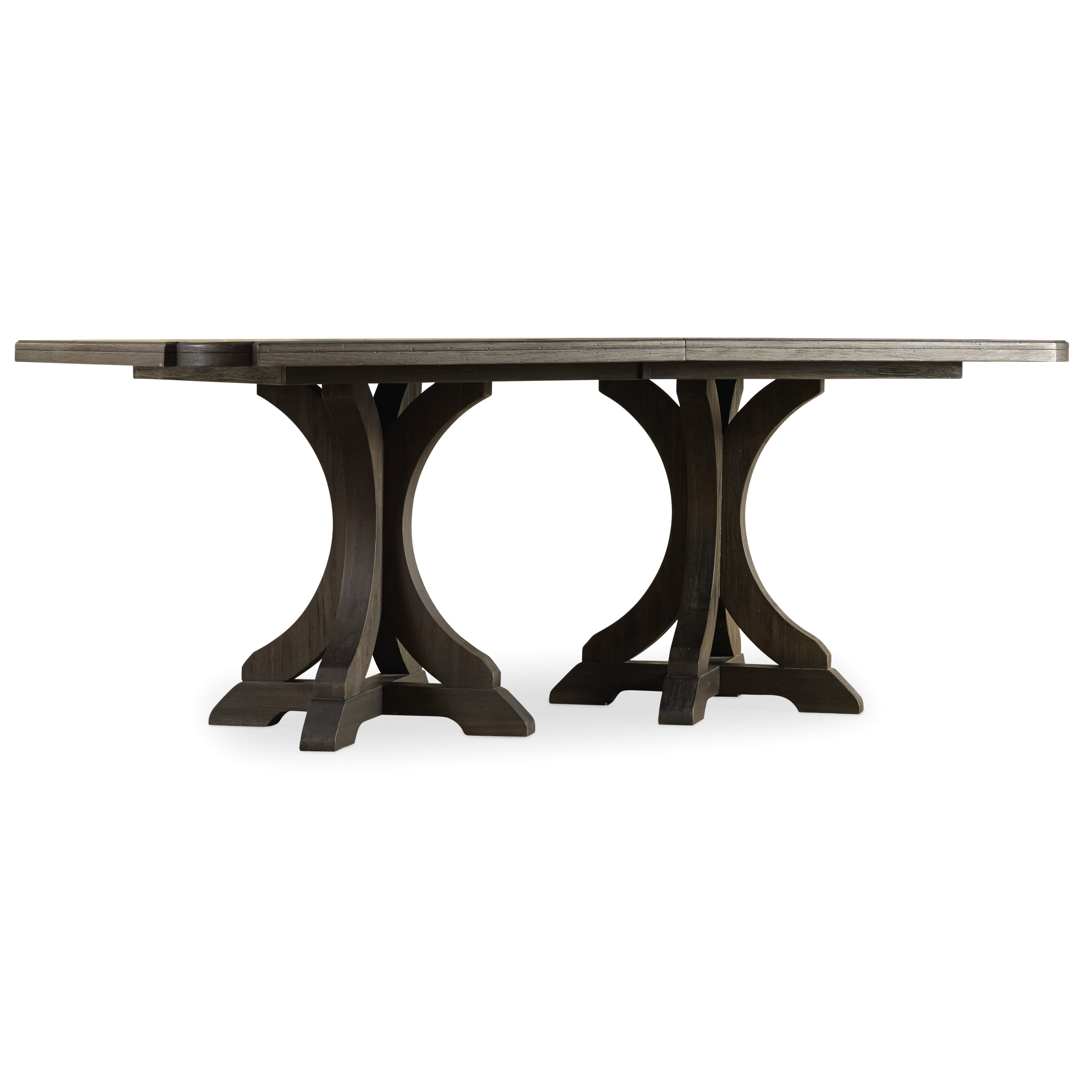 Hooker Furniture Corsica Extendable Dining Table amp Reviews  :  from www.wayfair.com size 4513 x 4513 jpeg 791kB