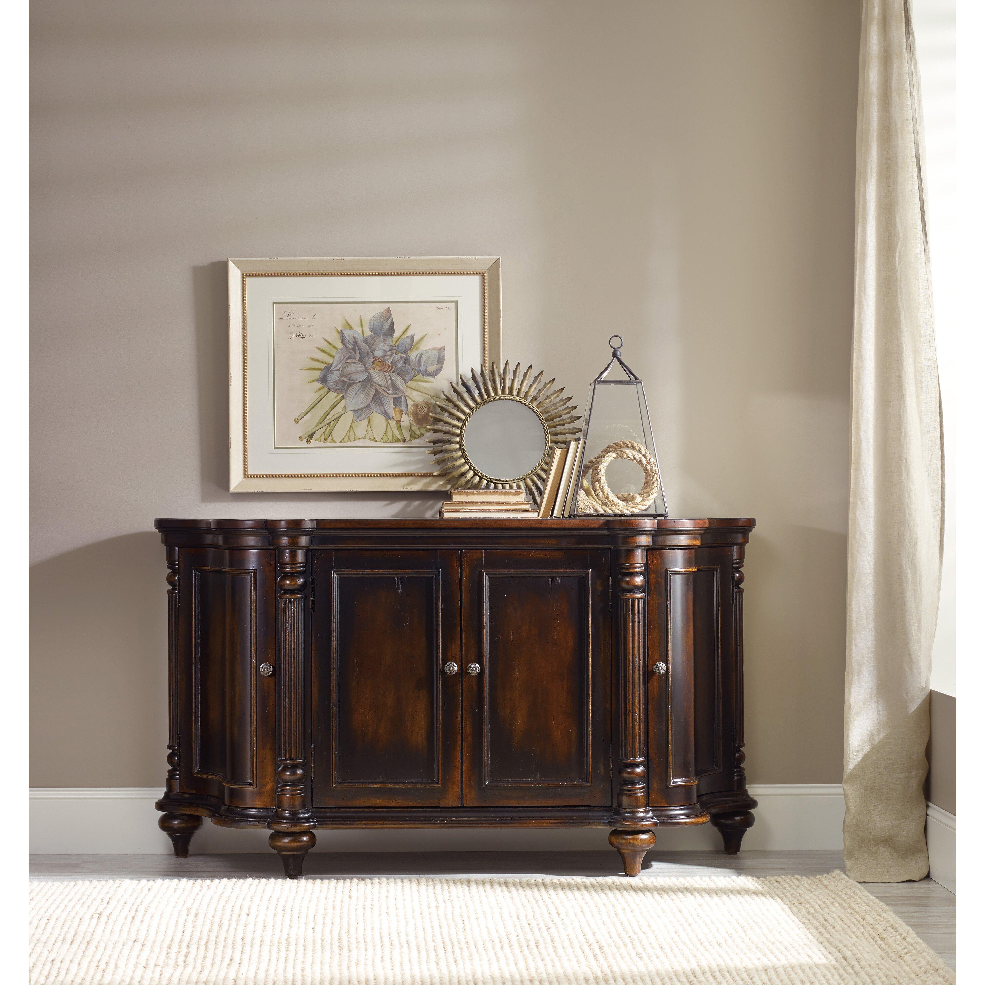 Hooker Furniture Eastridge Shaped Credenza Reviews Wayfair