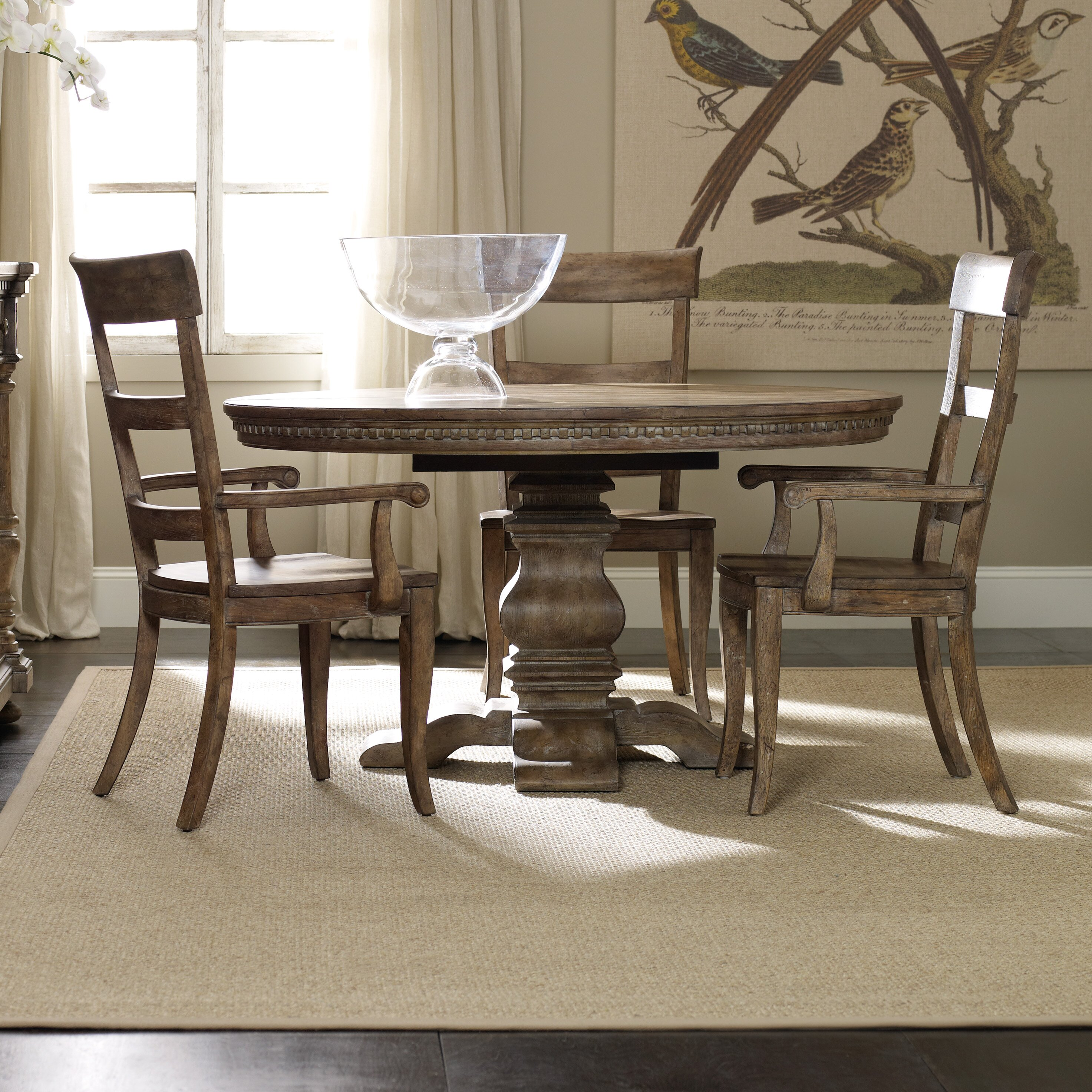 Hooker Furniture Sorella 5 Piece Dining Set amp Reviews  :  from www.wayfair.com size 2945 x 2945 jpeg 2034kB