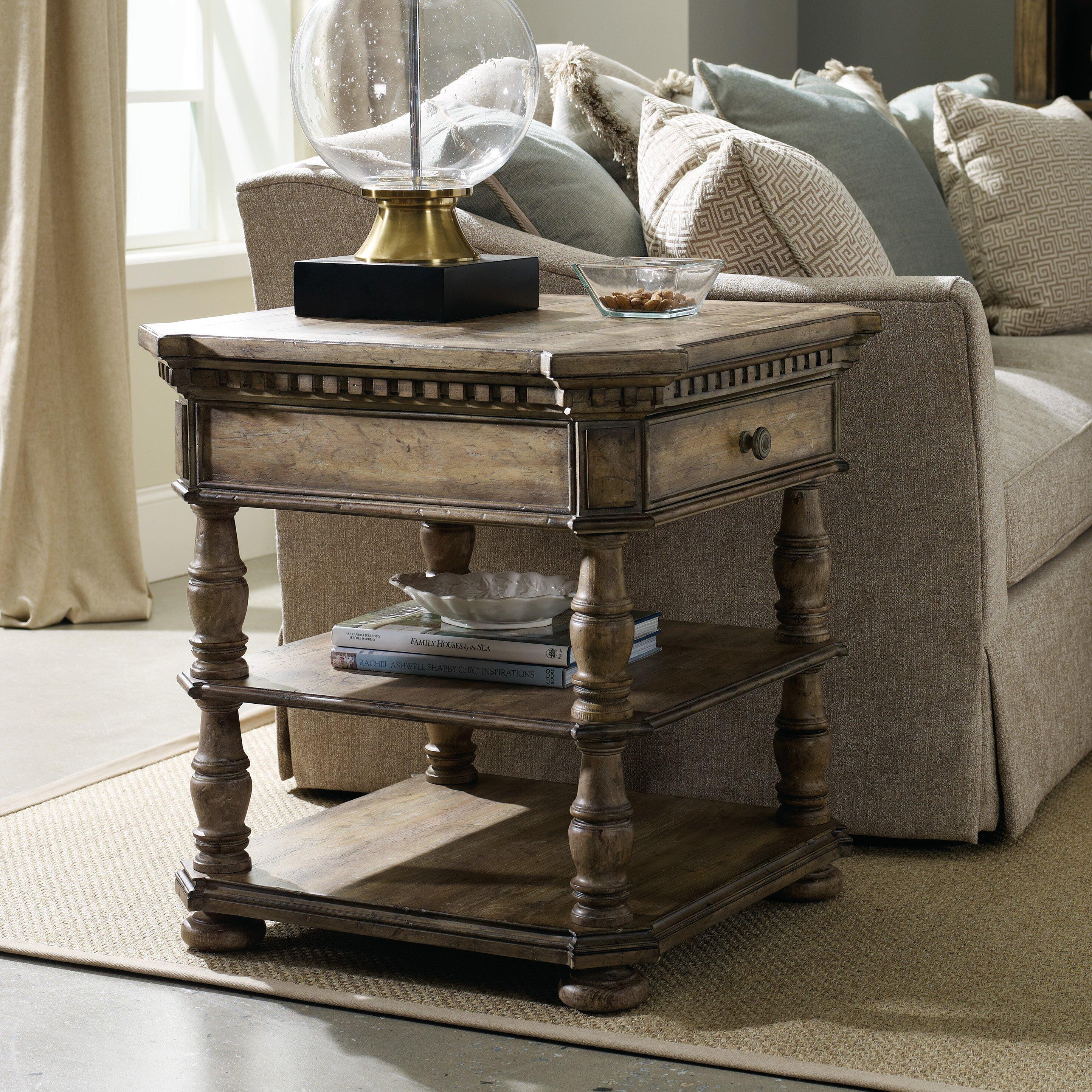 Hooker Furniture Sorella End Table & Reviews