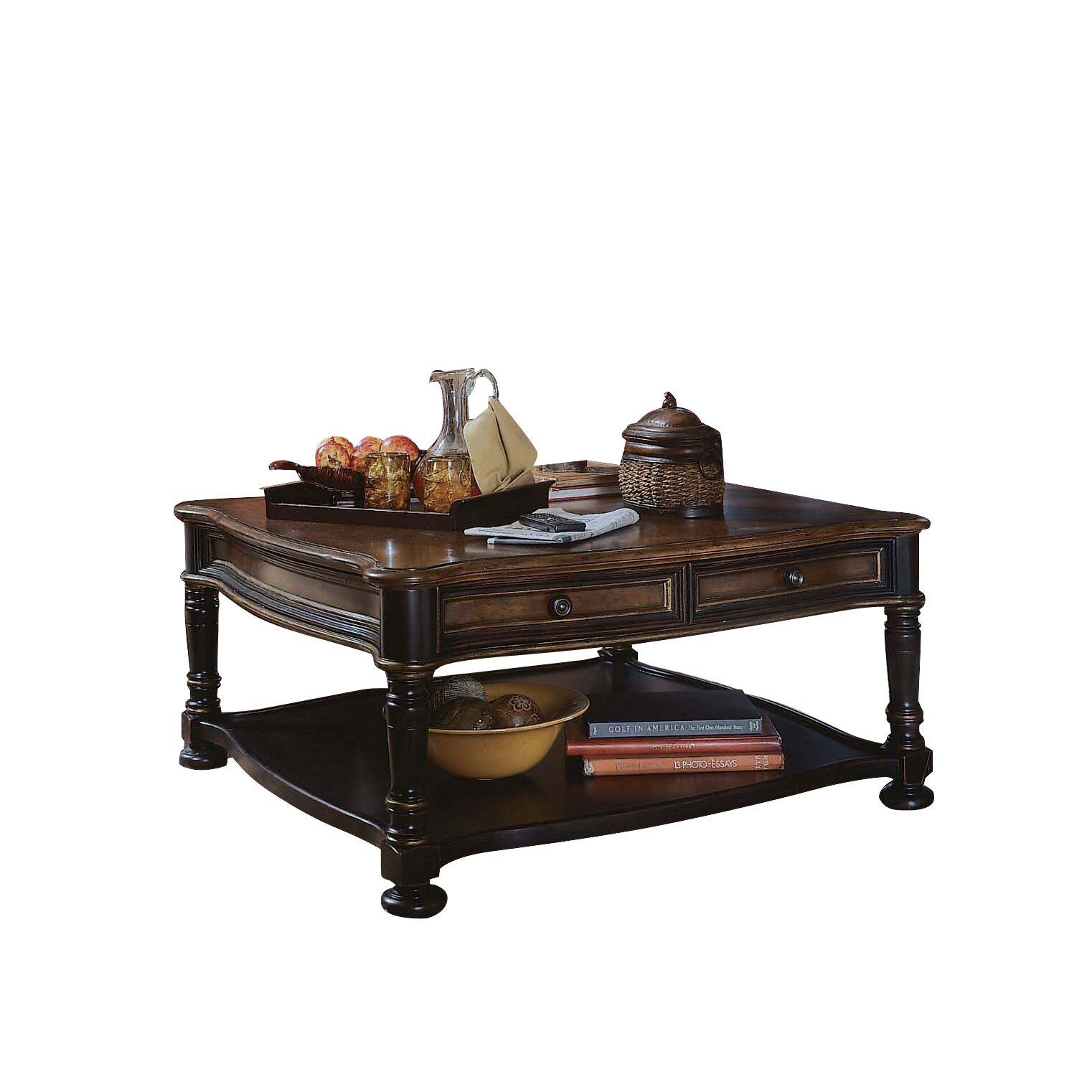 Hooker Furniture Preston Ridge Coffee Table Reviews Wayfair