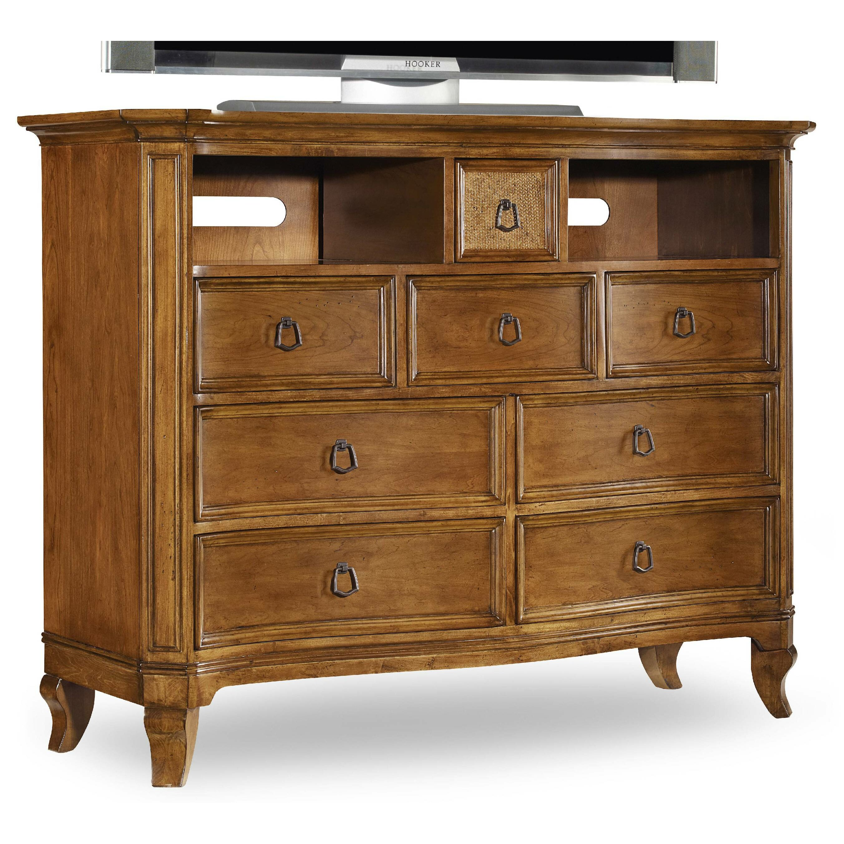 Hooker furniture windward 7 drawer media chest reviews for Furniture 7 reviews