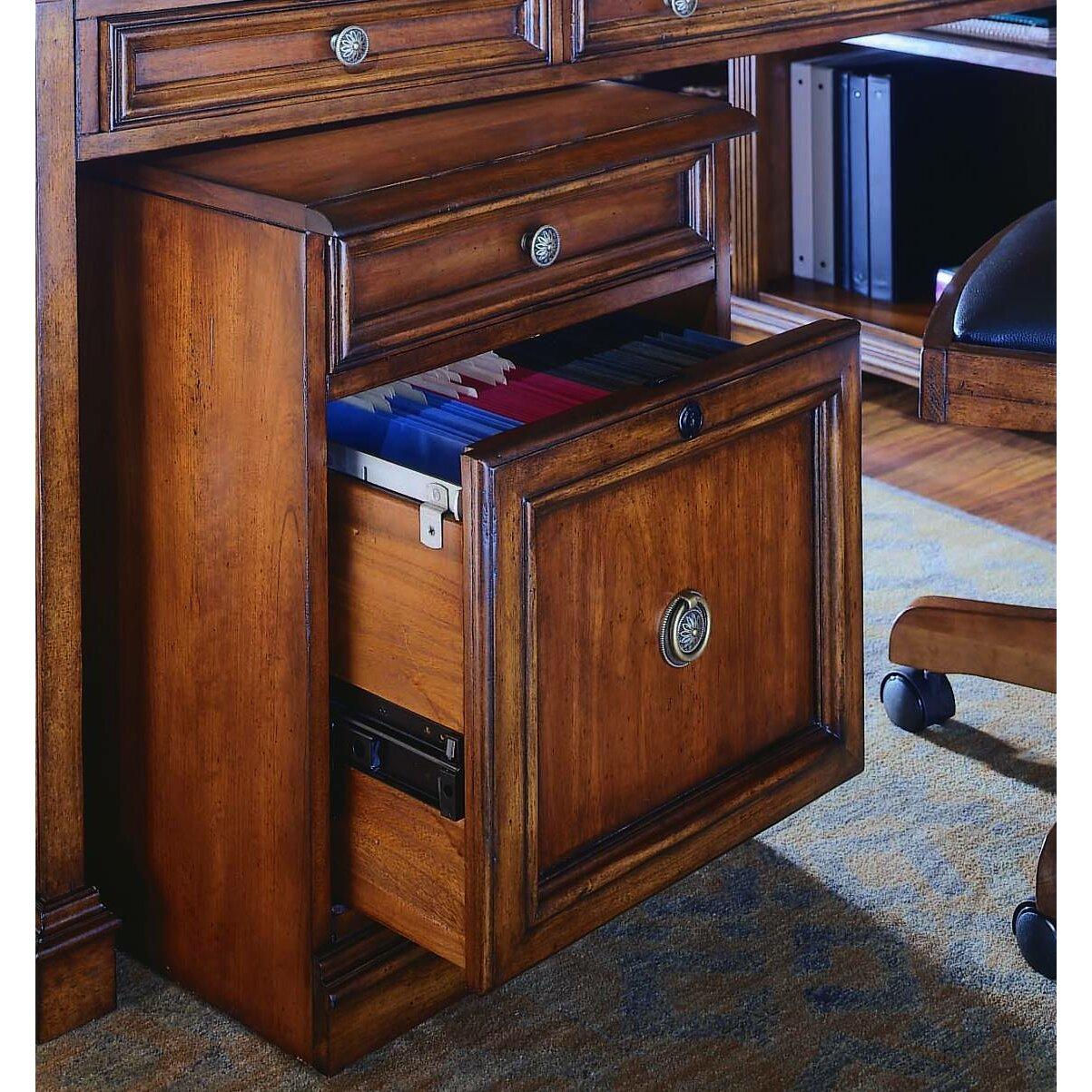 Hooker Furniture Brookhaven 2 Drawer Mobile File Reviews
